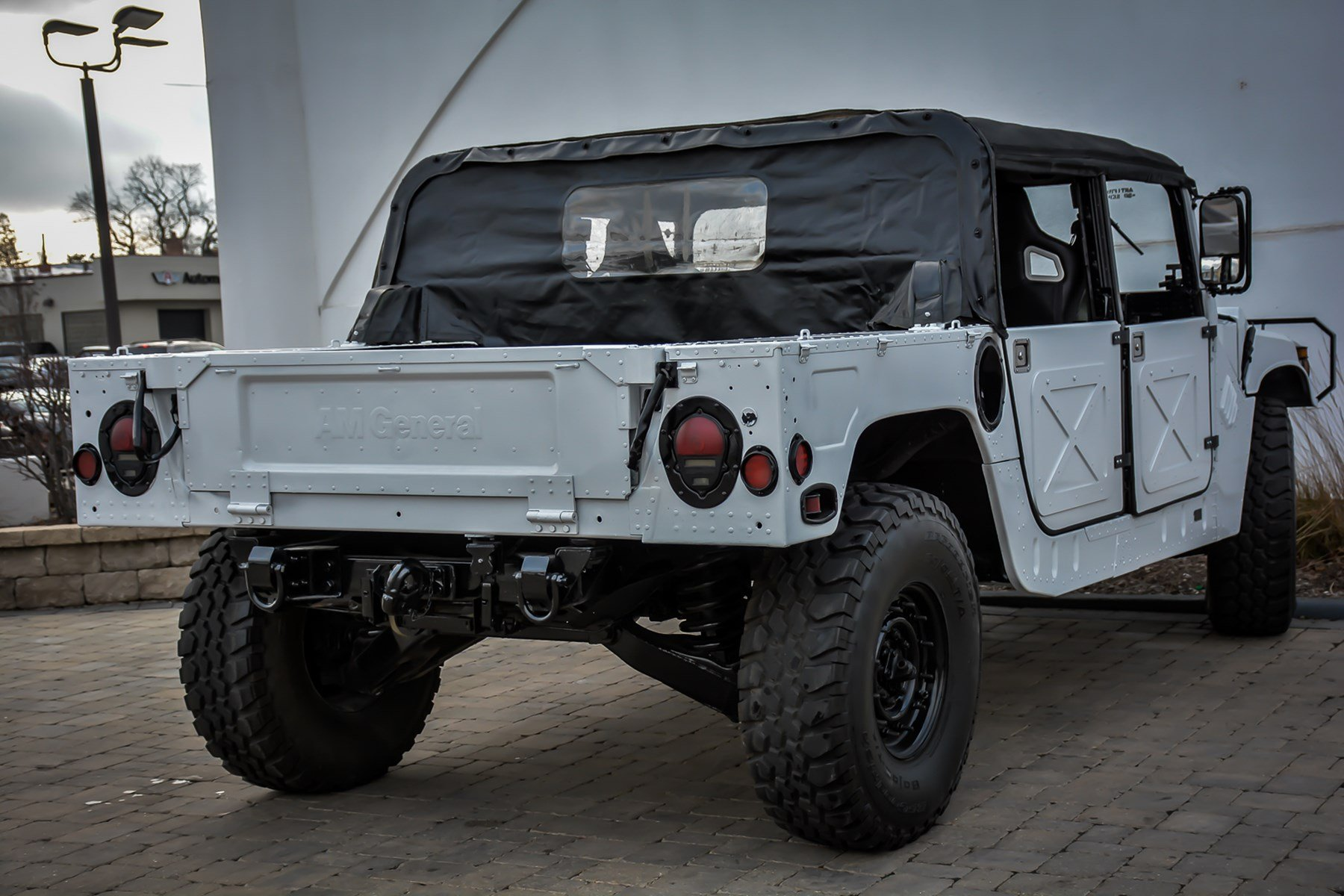 Pre-Owned 1990 Hummer H1