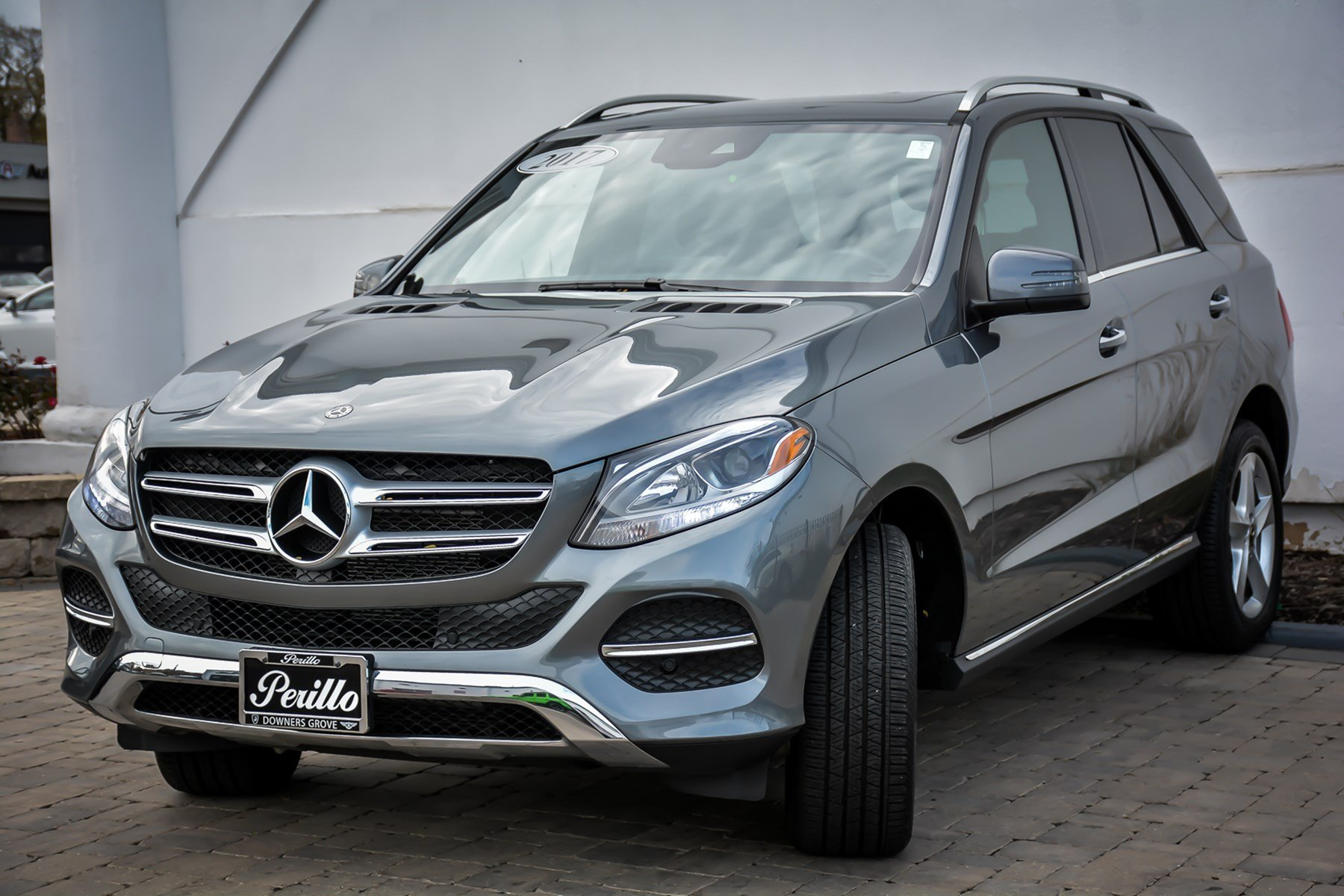 Pre-Owned 2017 Mercedes-Benz GLE GLE 350 Premium With Navigation