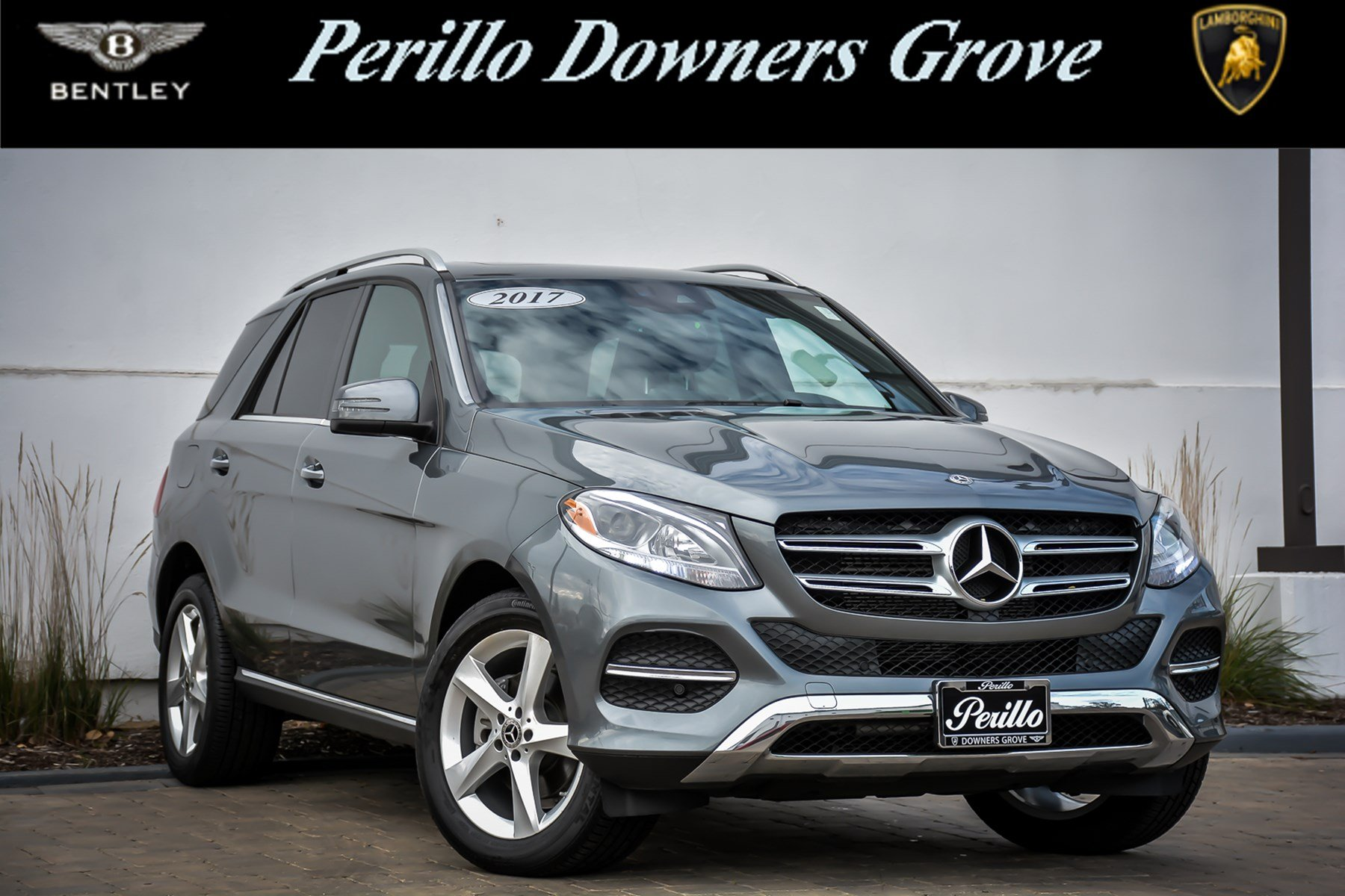 Pre Owned 2017 Mercedes Benz GLE GLE 350 Sport Utility in Downers