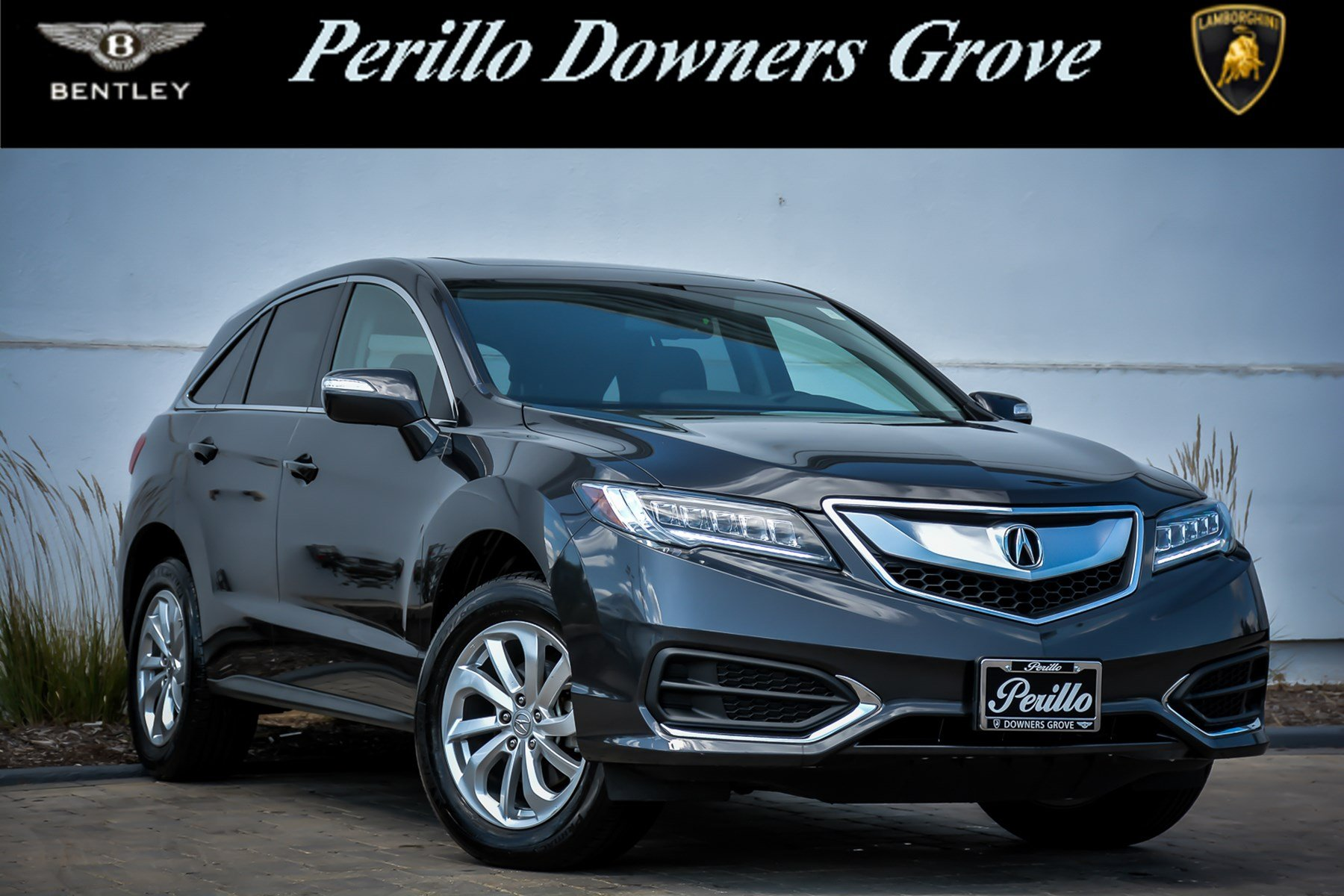 Pre Owned 2016 Acura RDX Tech Pkg Sport Utility in Downers Grove