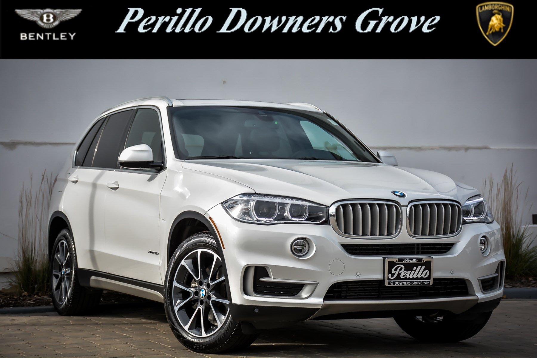 Pre-Owned 2018 BMW X5 xDrive35i AWD/Premium/Nav/3rd Row