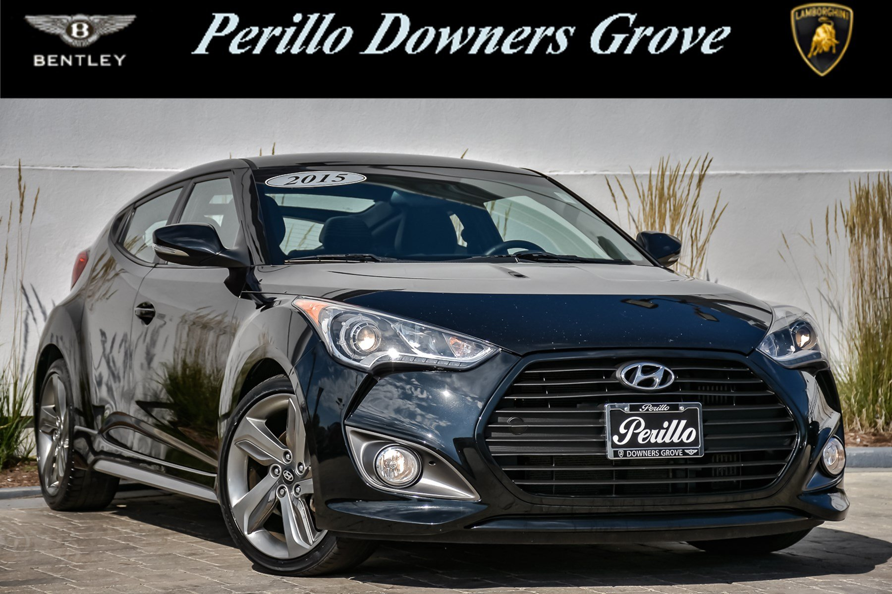Pre Owned 2015 Hyundai Veloster Turbo 3dr Car In Downers