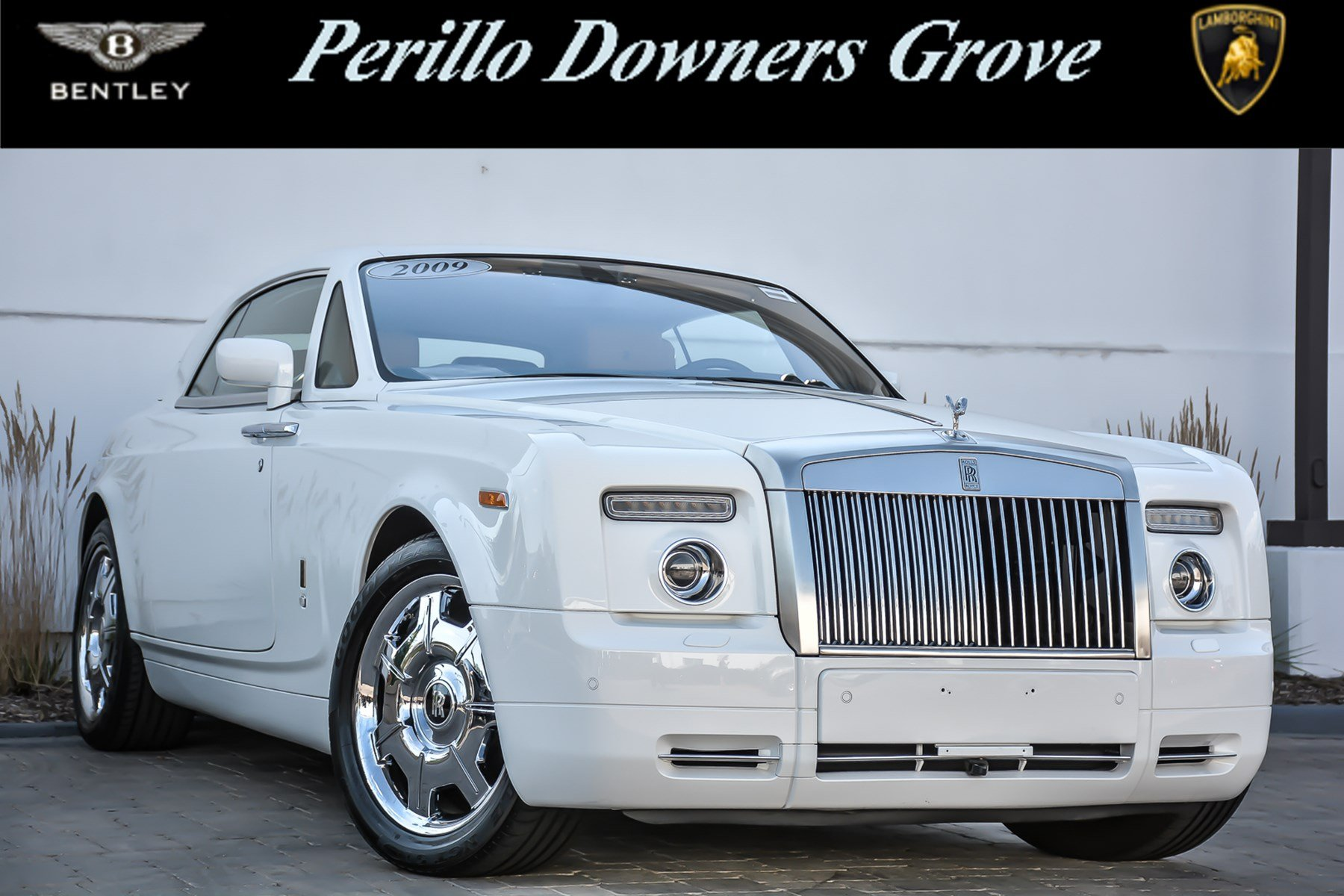 Pre Owned 2009 Rolls Royce Phantom Coupe 2dr Car in Downers Grove
