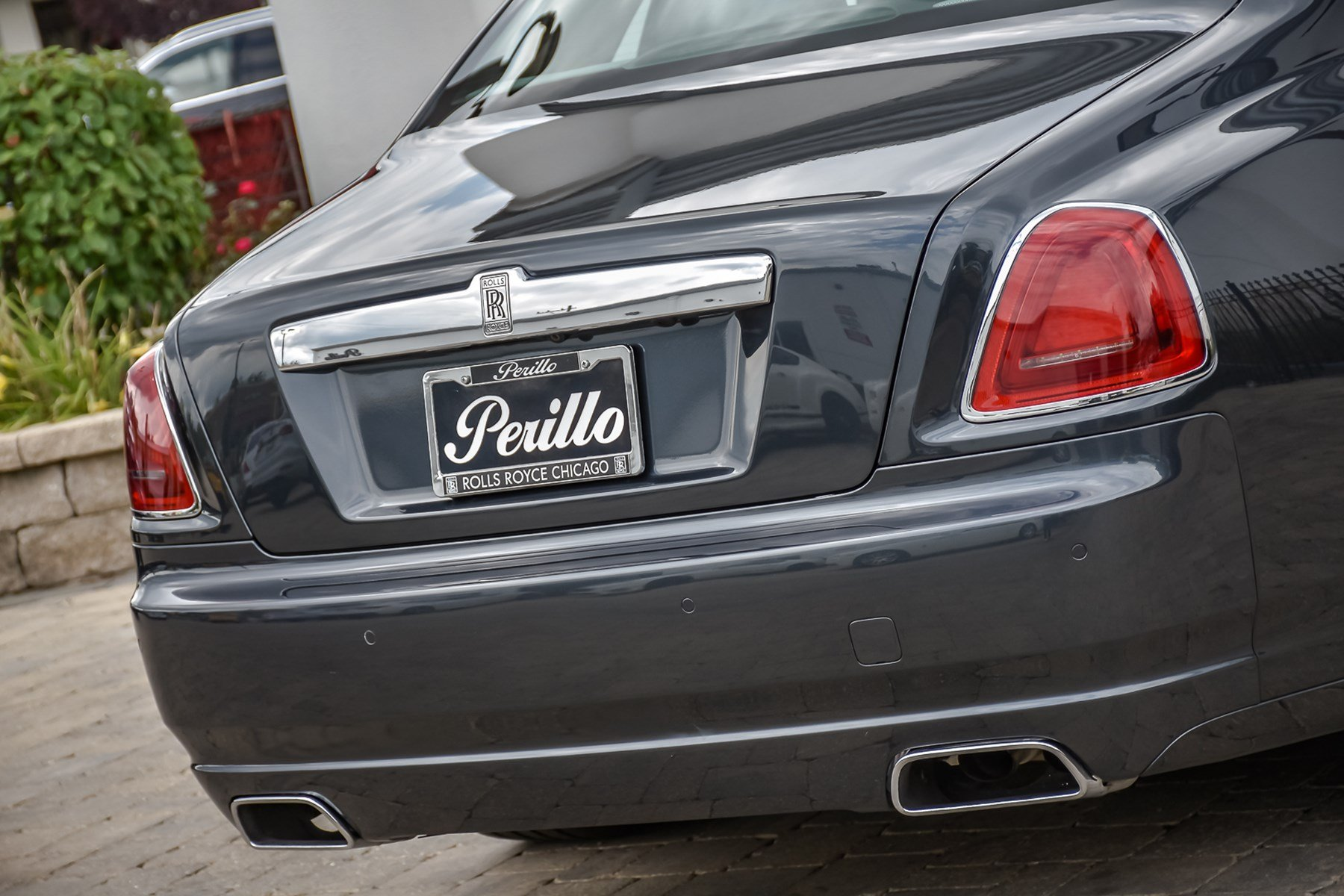 Pre-Owned 2013 Rolls-Royce Ghost w/Rear Theater &