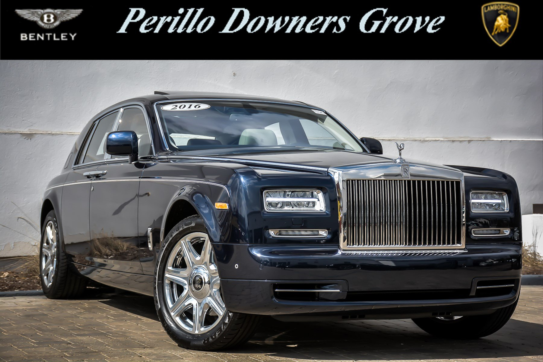 Pre Owned 2016 Rolls Royce Phantom With Starlight