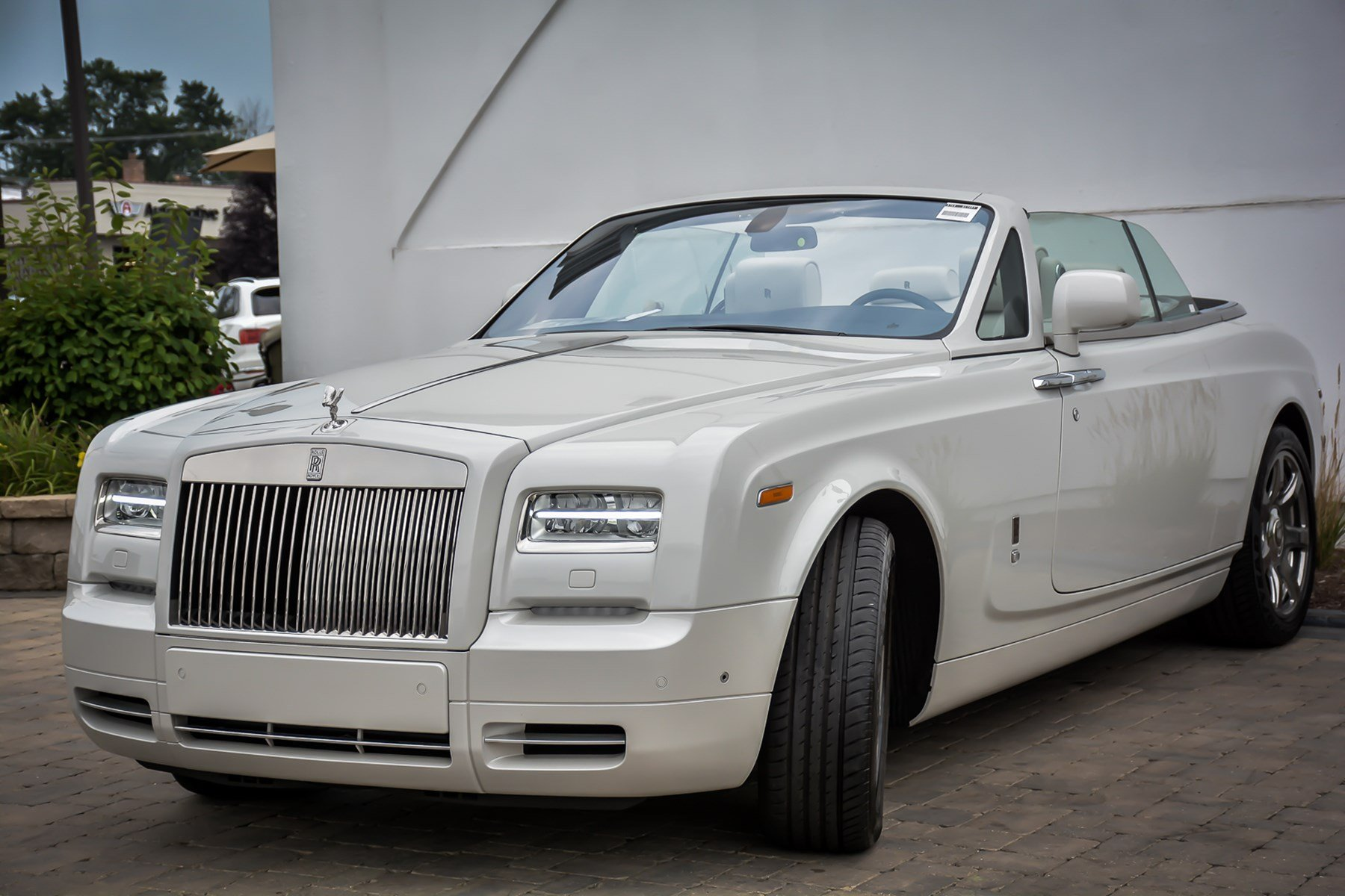 Pre Owned 2014 Rolls Royce Phantom Coupe Drophead Convertible in
