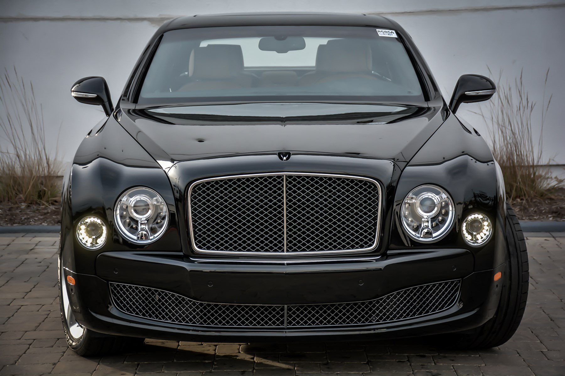 Pre-Owned 2016 Bentley Mulsanne Speed Mulliner R/Ent