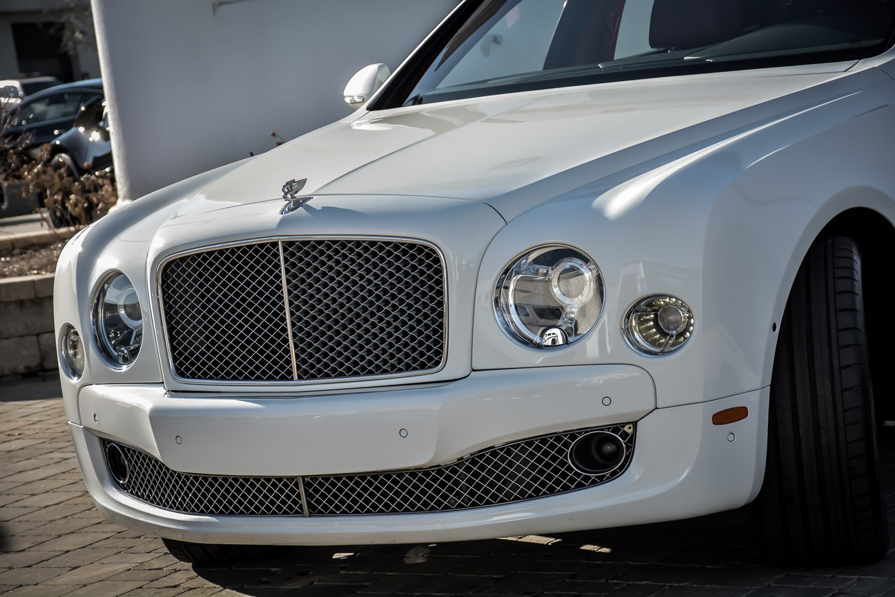Pre-Owned 2016 Bentley Mulsanne Speed Mulliner