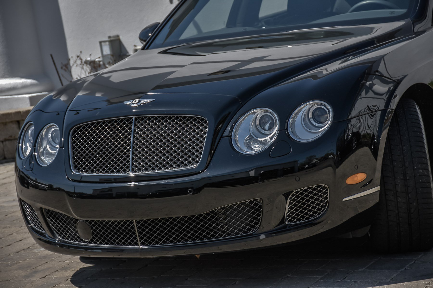 Pre-Owned 2009 Bentley Continental Flying Spur Speed With Navigation