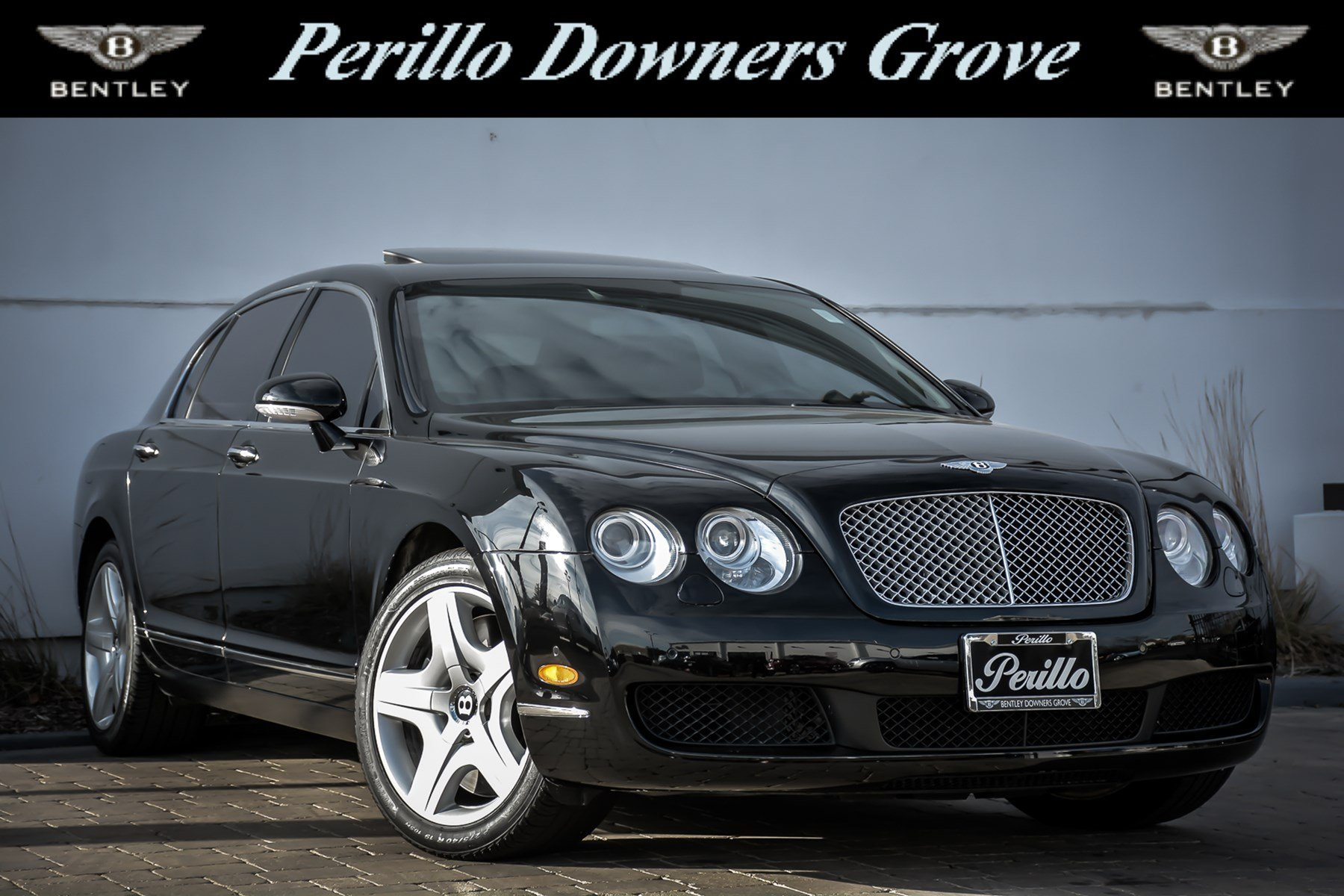 pre-owned 2006 bentley continental flying spur 4dr car in downers