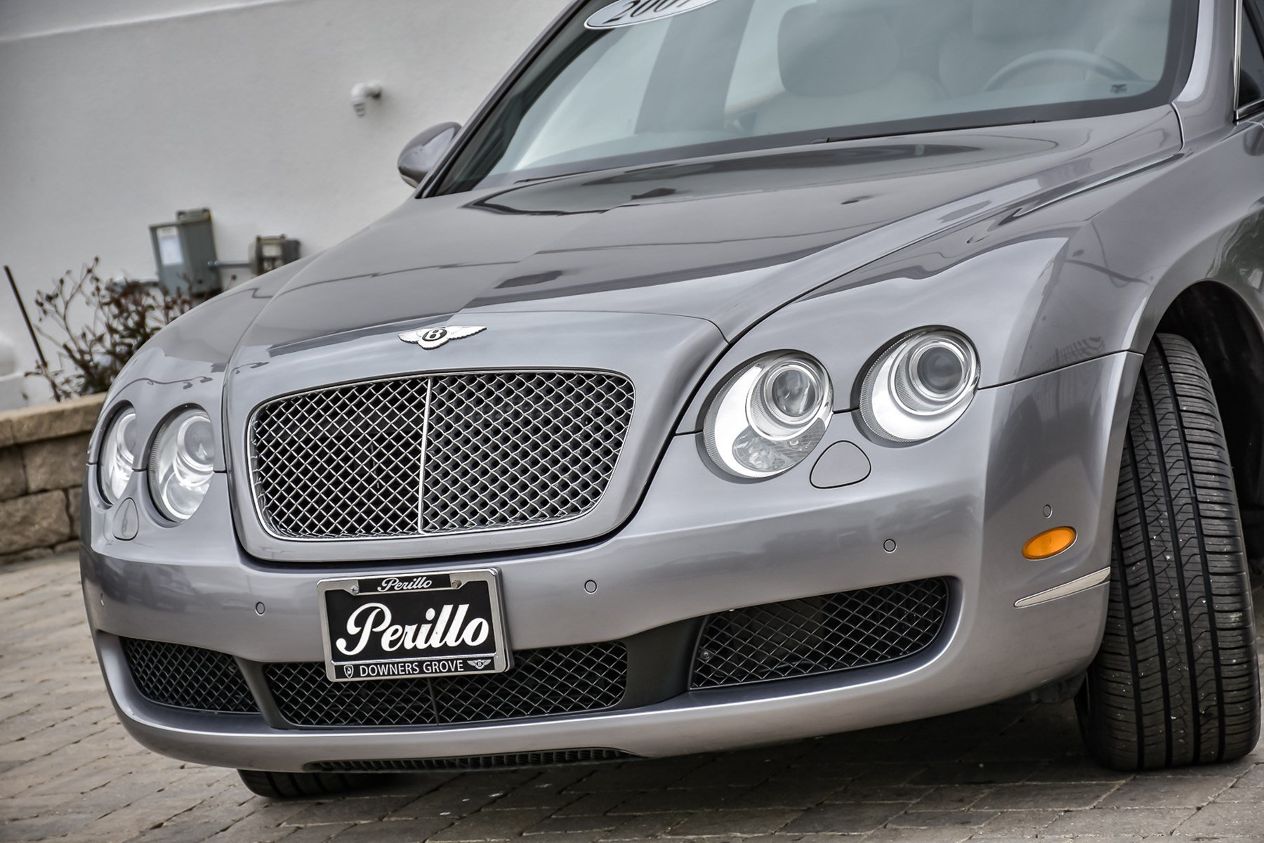 Pre-Owned 2007 Bentley Continental Flying Spur