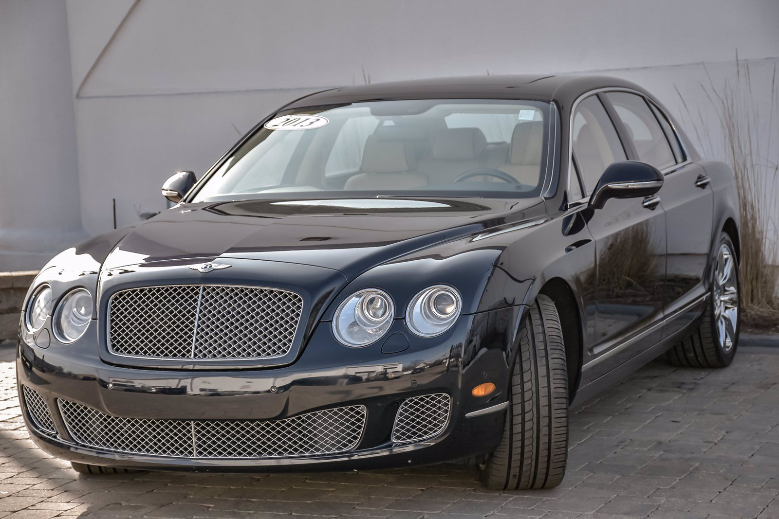 Pre-Owned 2013 Bentley Continental Flying Spur