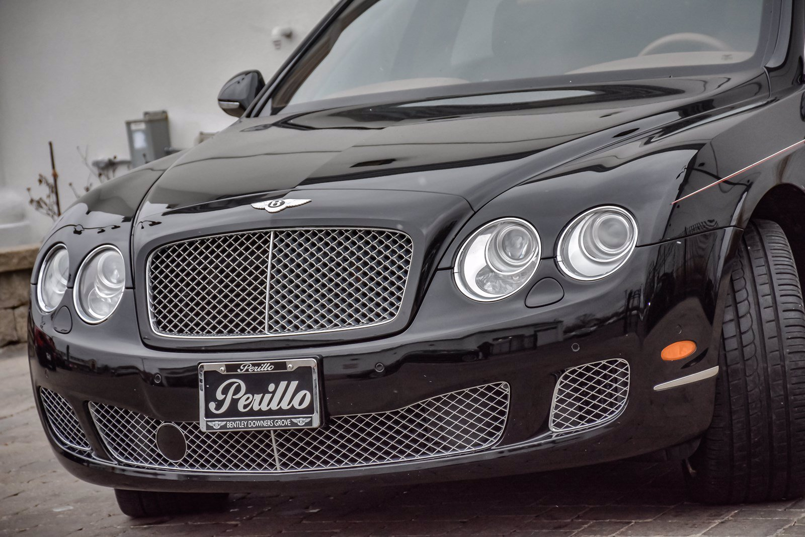 Pre-Owned 2012 Bentley Continental Flying Spur With Navigation