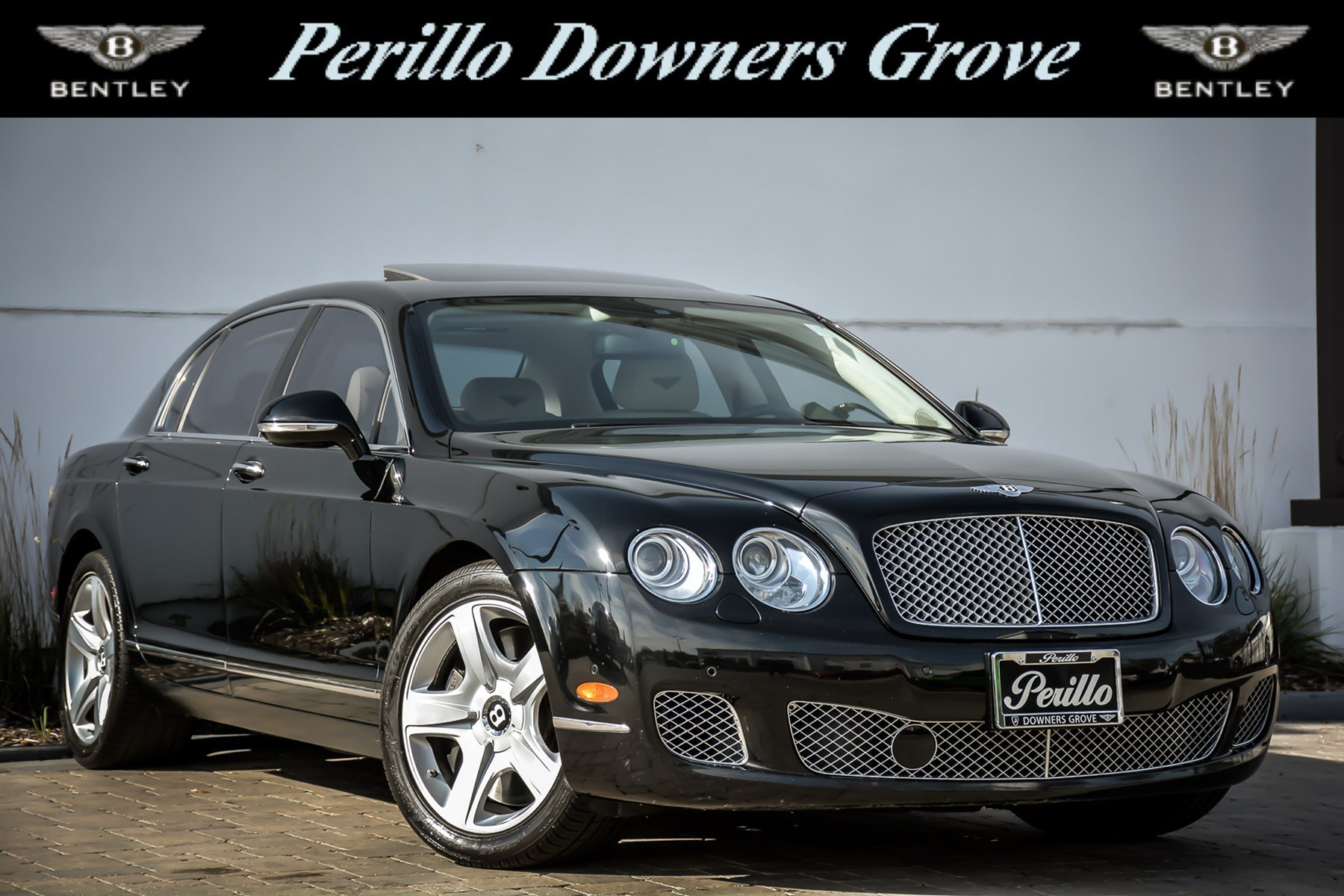 Pre-Owned 2012 Bentley Continental Flying Spur