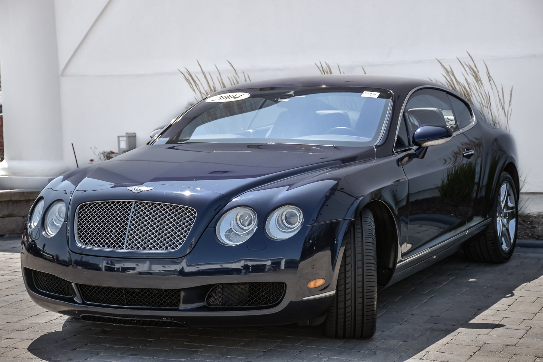 Pre-Owned 2004 Bentley Continental GT