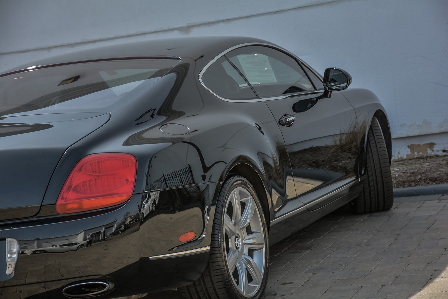 Pre-Owned 2010 Bentley Continental GT WIth Navigation