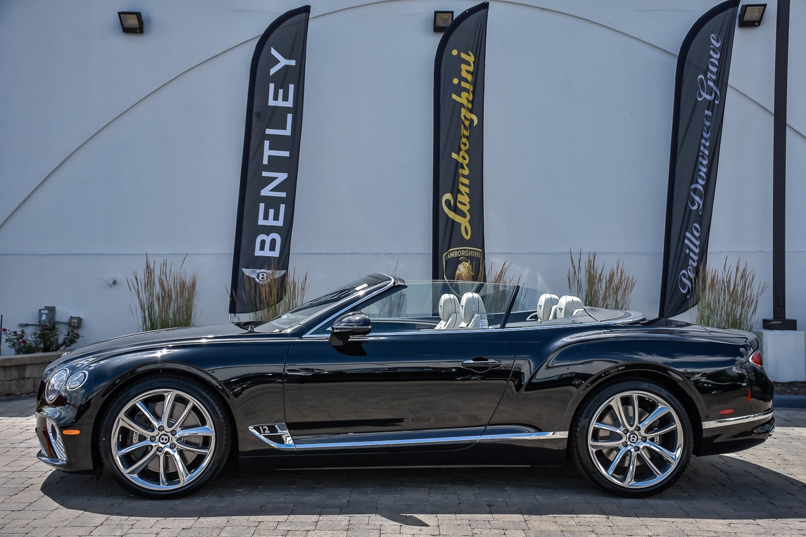 New 2020 Bentley Continental GTC W12