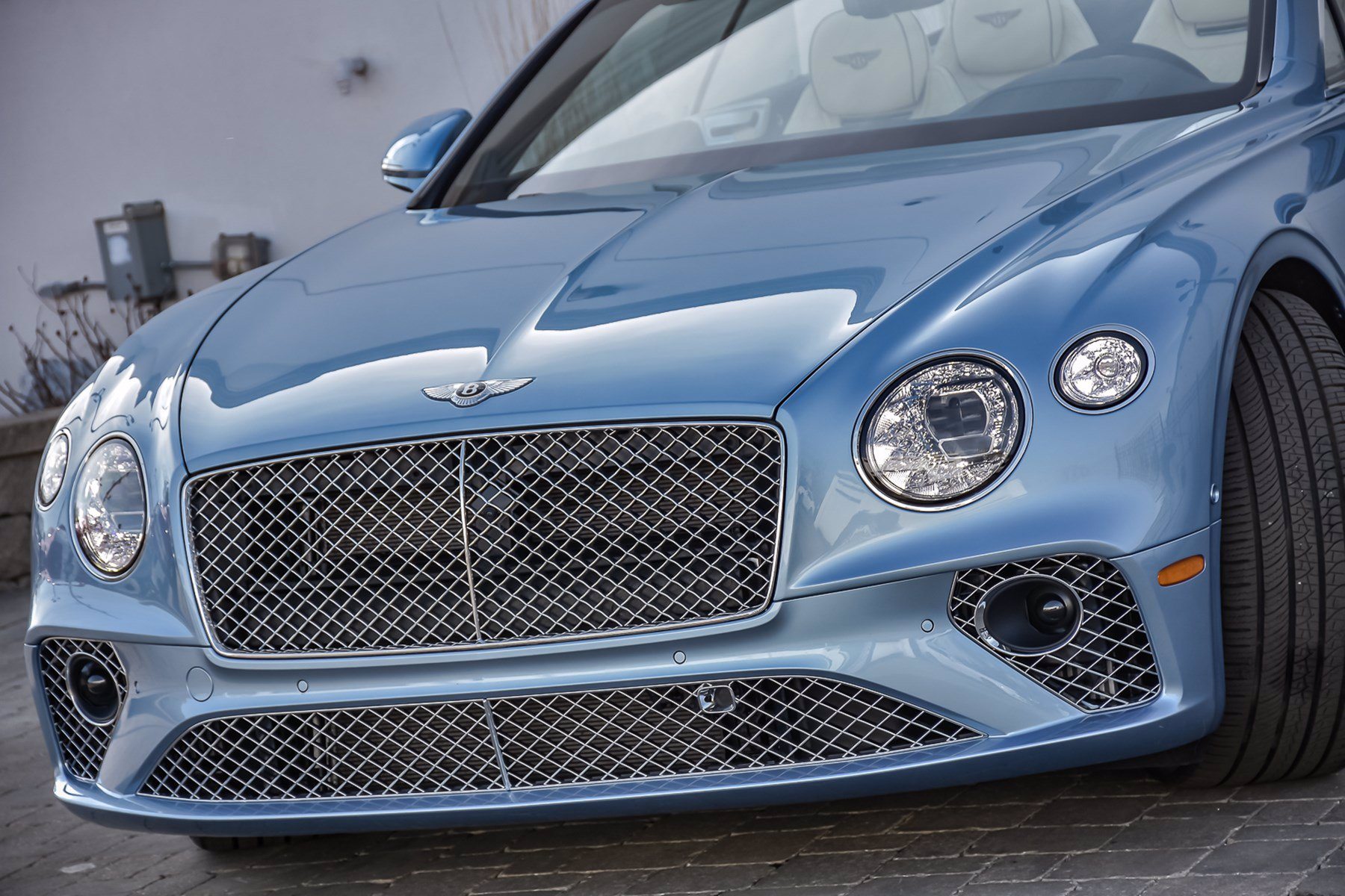 New 2020 Bentley Continental GTC V8 Mulliner