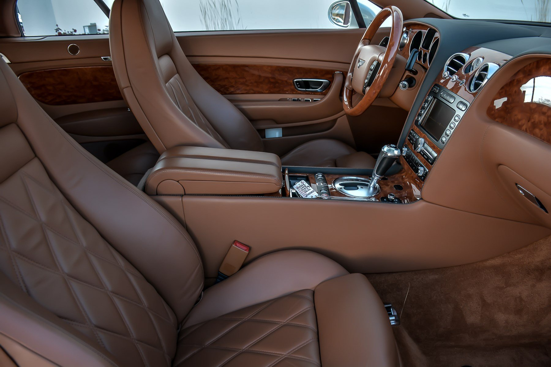 Pre-Owned 2008 Bentley Continental GTC Mulliner With Navigation