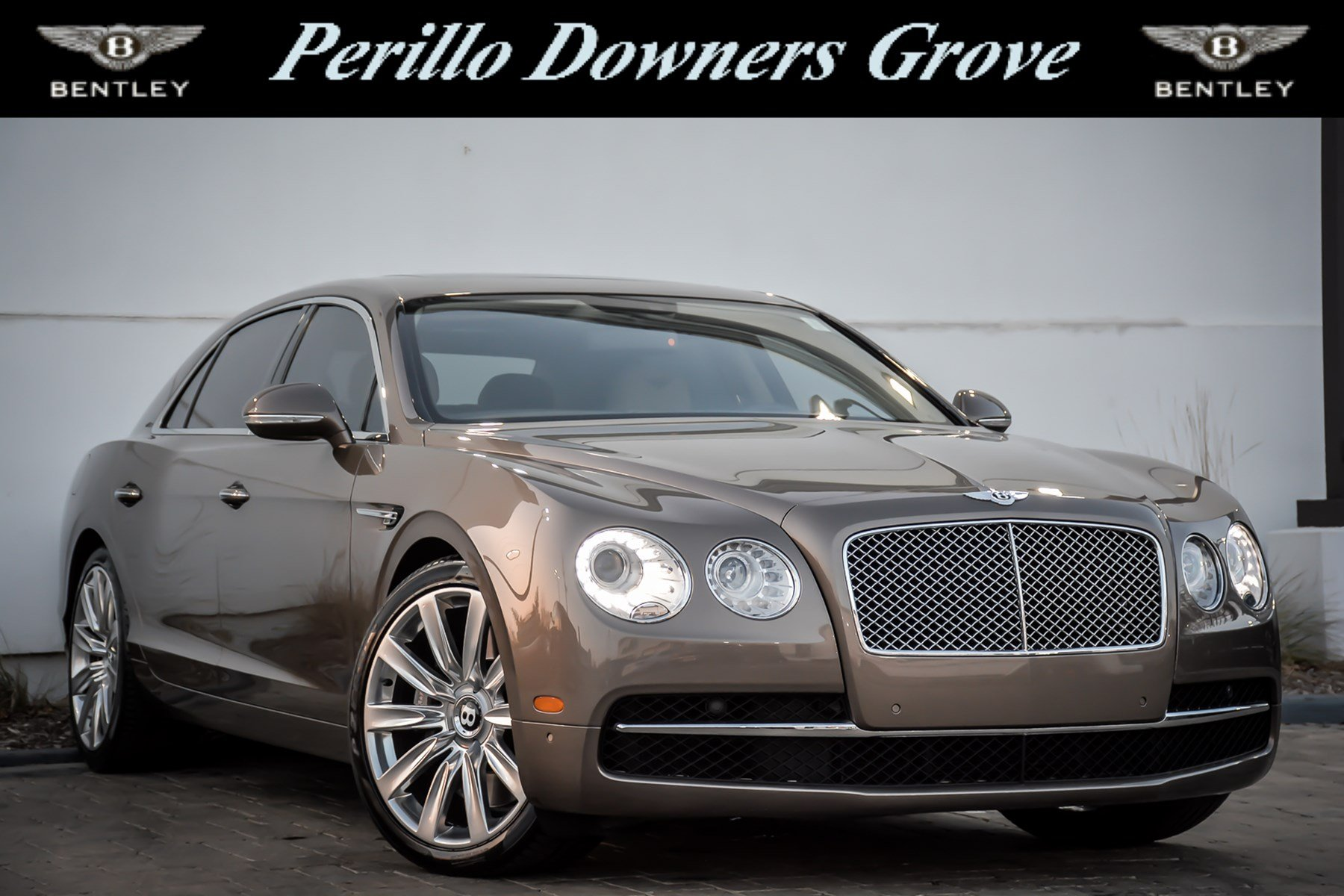 Pre-Owned 2014 Bentley Flying Spur