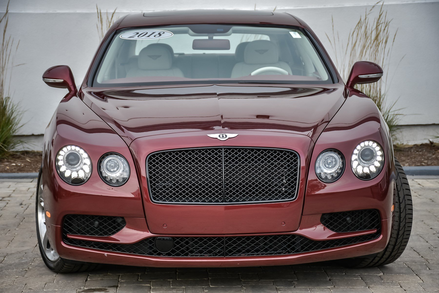 Pre-Owned 2018 Bentley Flying Spur W12 S