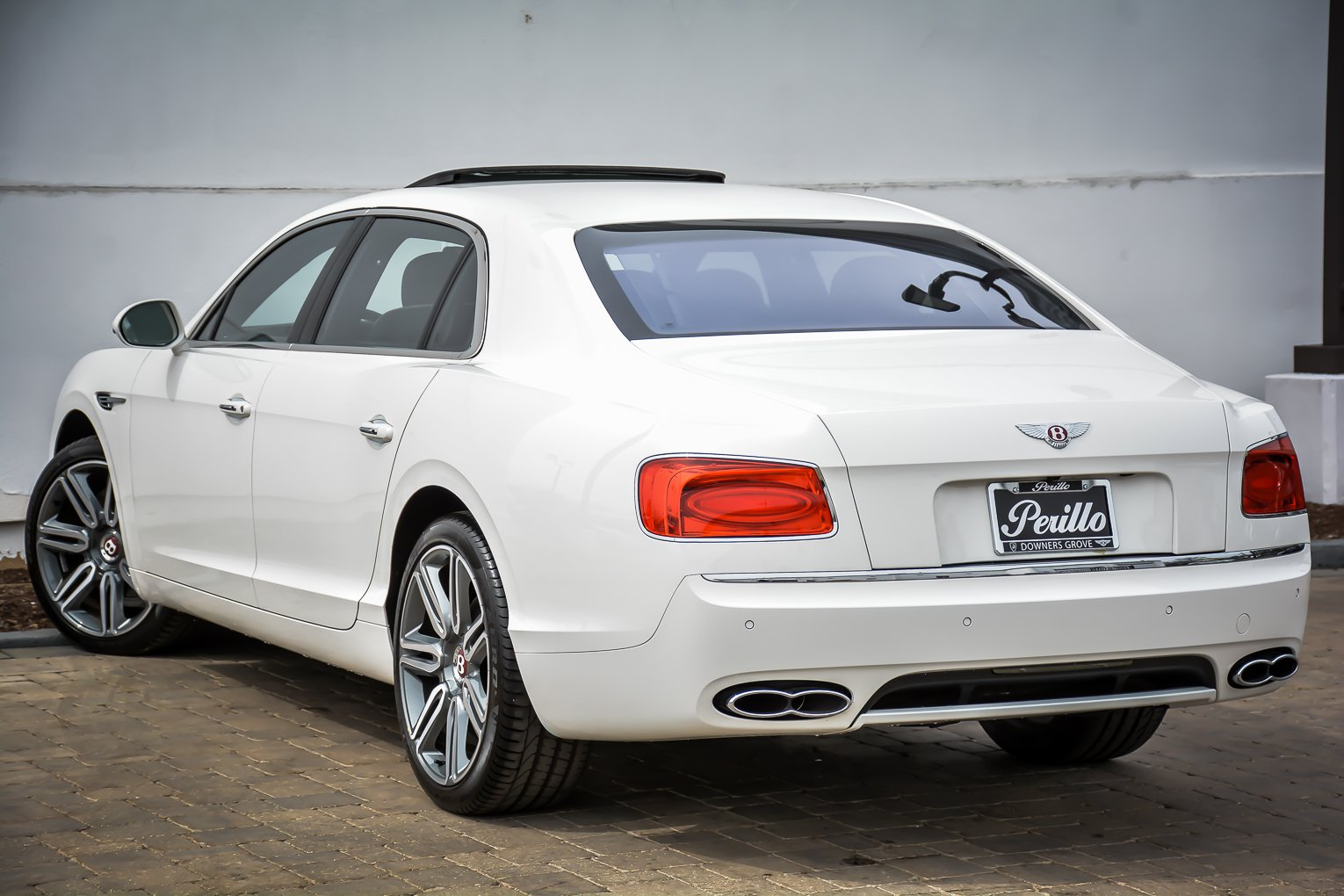 Pre-Owned 2018 Bentley Flying Spur V8 Mulliner
