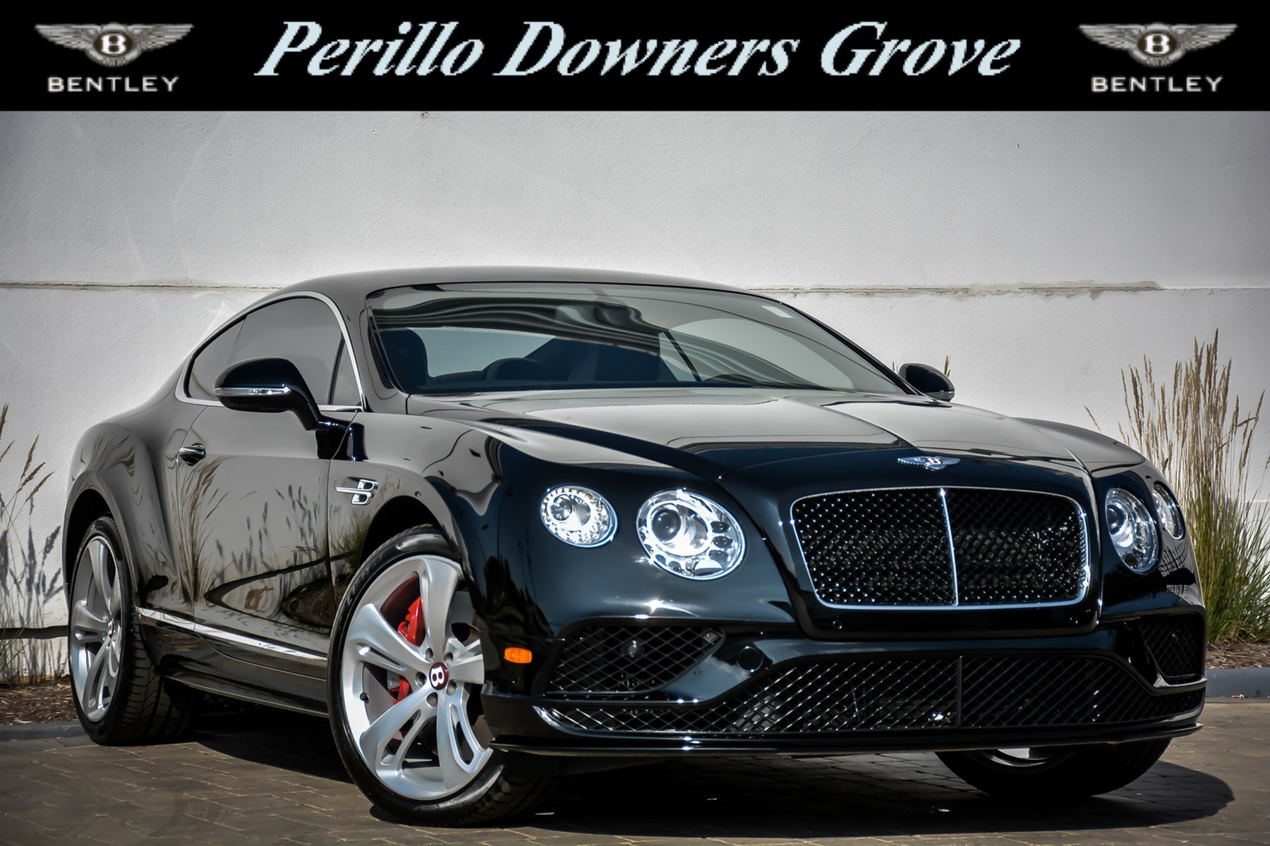Pre Owned 2017 Bentley Continental GT V8 S 2dr Car in Downers Grove