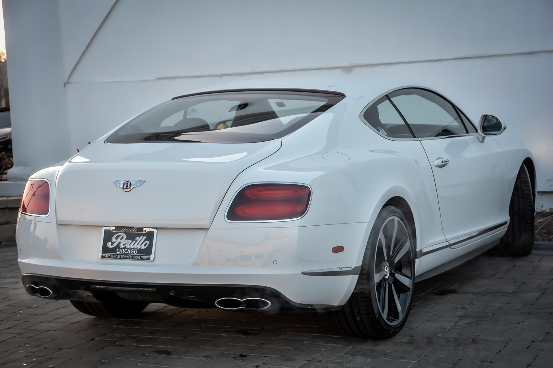 Pre-Owned 2015 Bentley Continental GT V8 S Mulliner