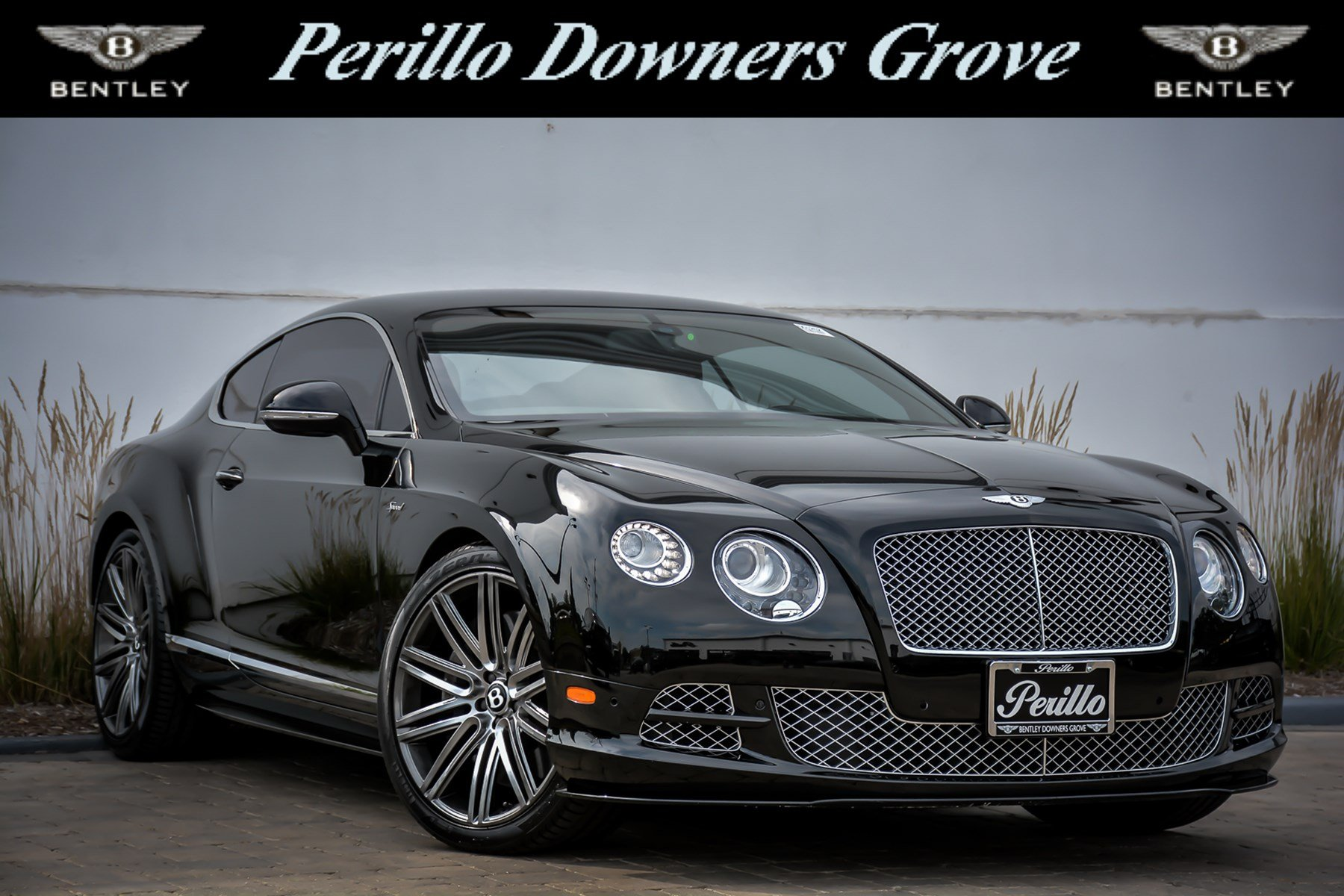 Pre Owned 2015 Bentley Continental GT Speed Mulliner 2dr Car in