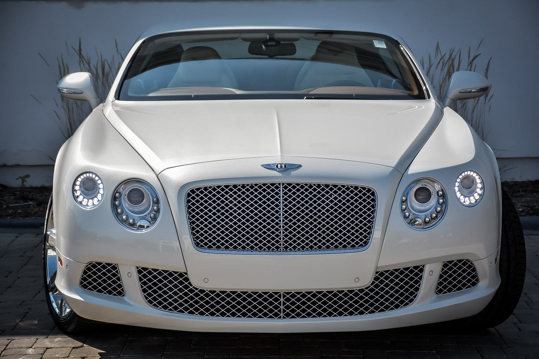 Pre Owned 2012 Bentley Continental GT With Navigation 2dr Car in