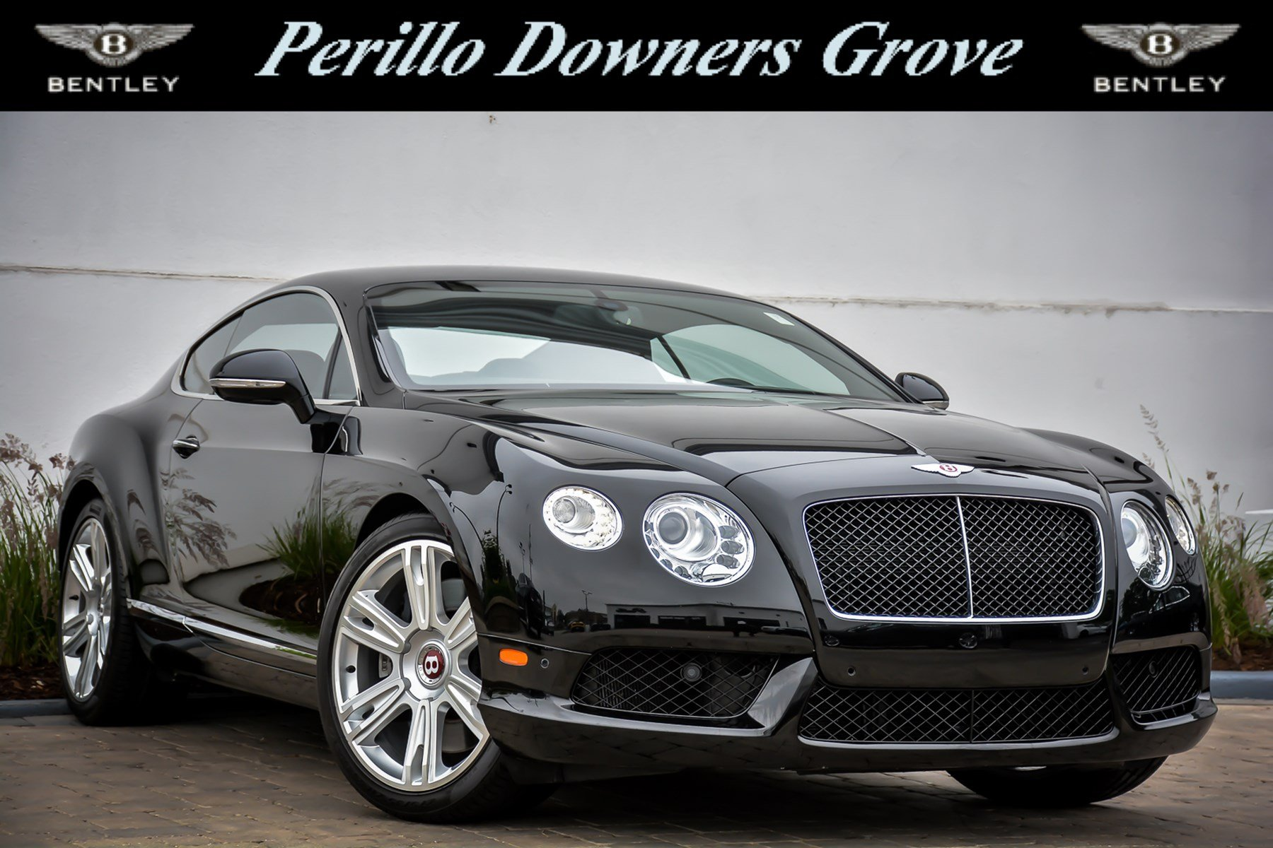 Pre Owned 2013 Bentley Continental Gt V8 2dr Car In Downers Grove
