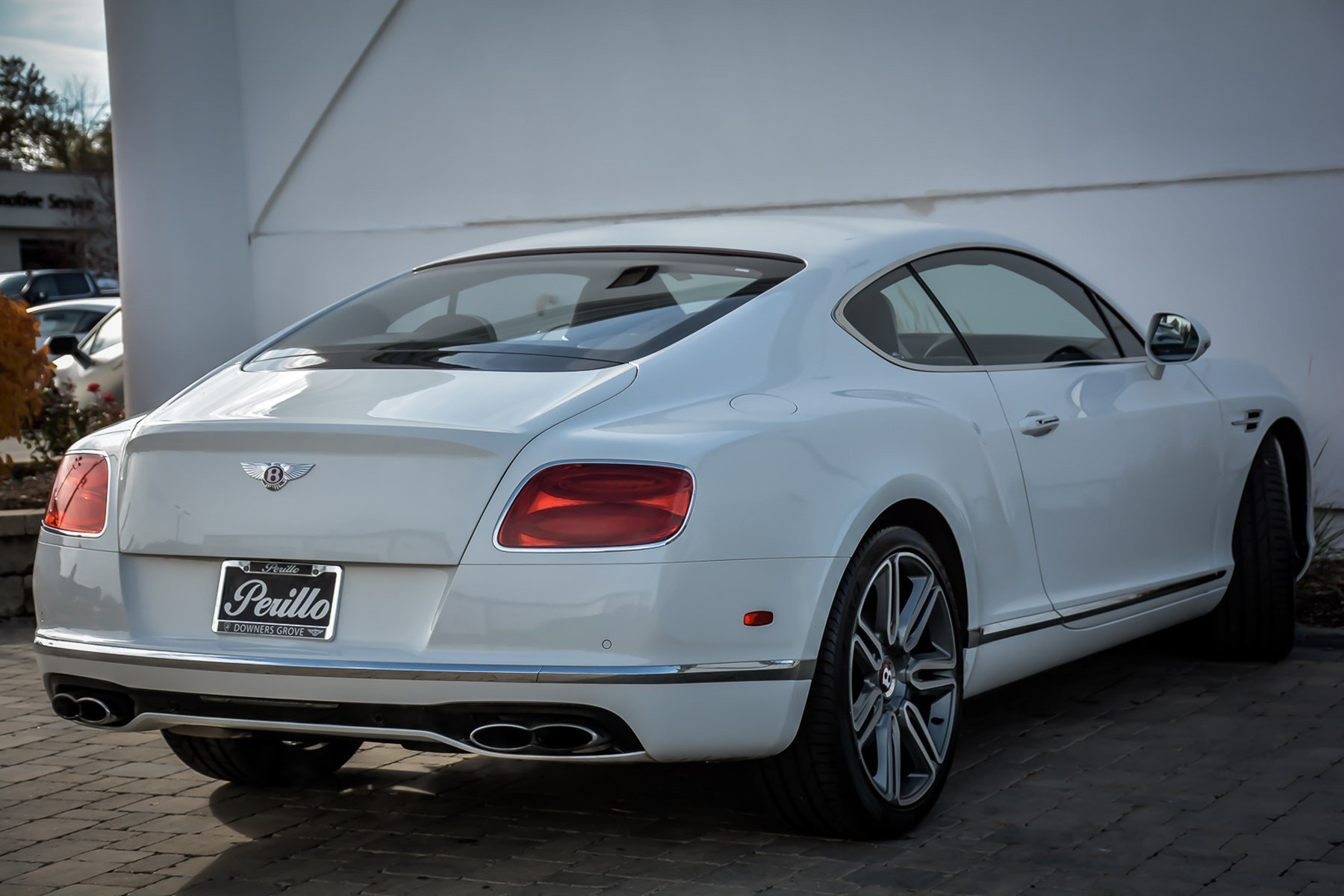 Pre-Owned 2017 Bentley Continental GT V8 Mulliner
