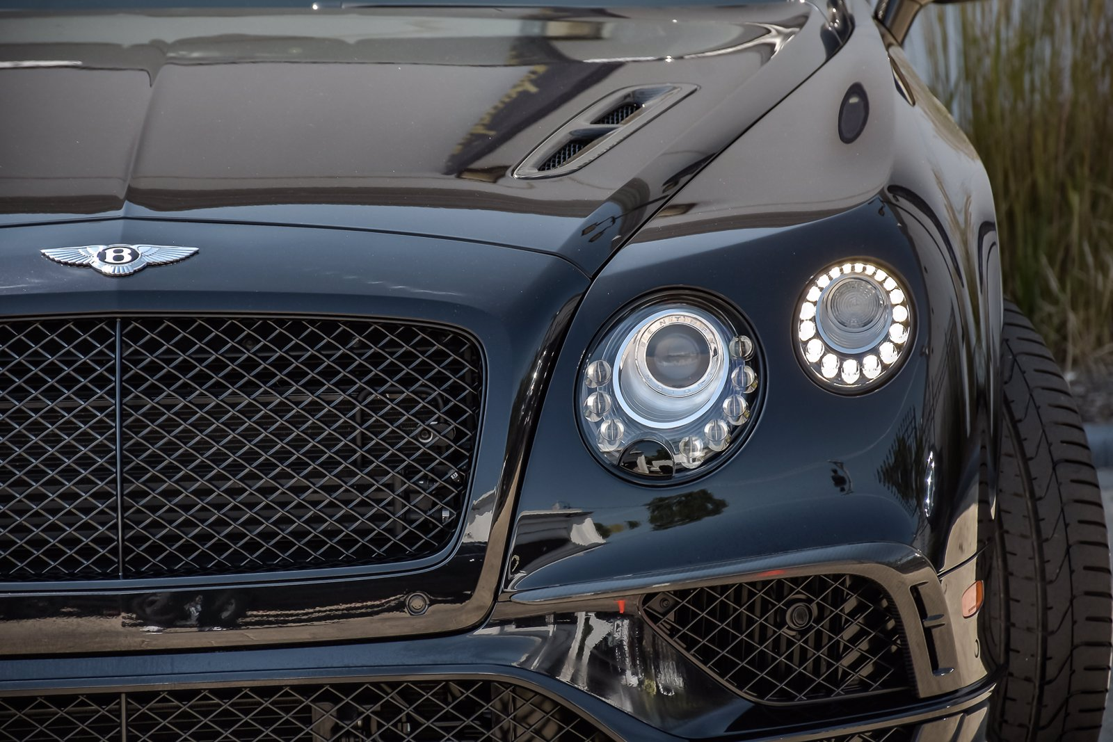 Pre-Owned 2018 Bentley Continental GTC Supersports, Naim,