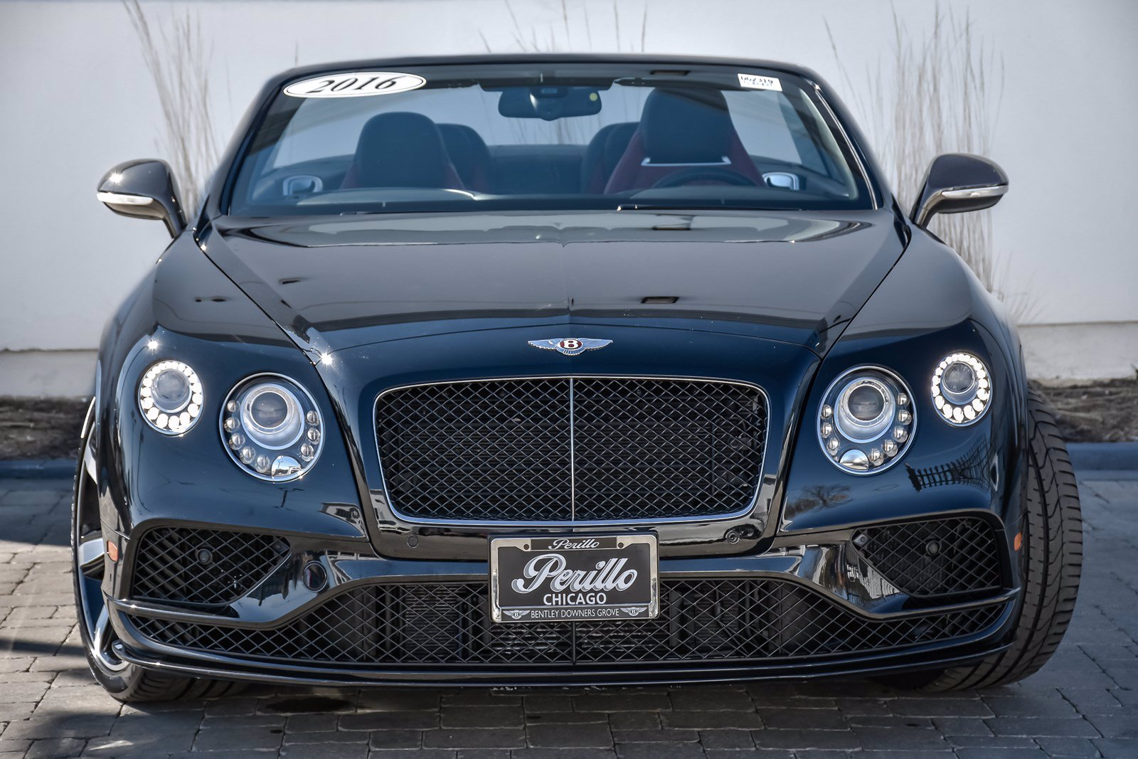 Pre-Owned 2016 Bentley Continental GTC V8 S Mulliner