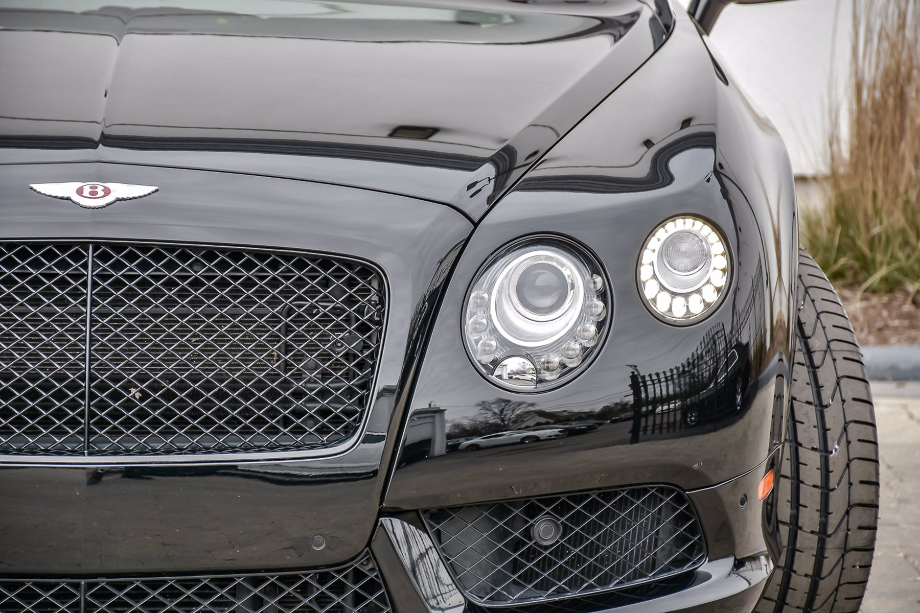 Pre-Owned 2015 Bentley Continental GTC V8 S Concours Series