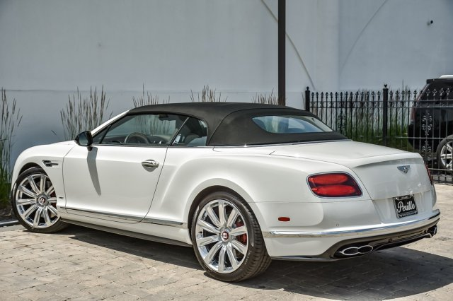 Pre-Owned 2016 Bentley Continental GT V8 S Mulliner