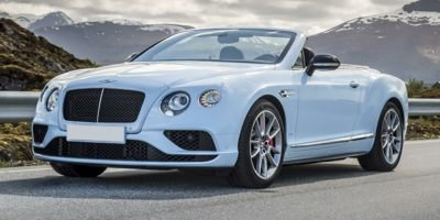 Pre-Owned 2017 Bentley Continental GTC V8 S