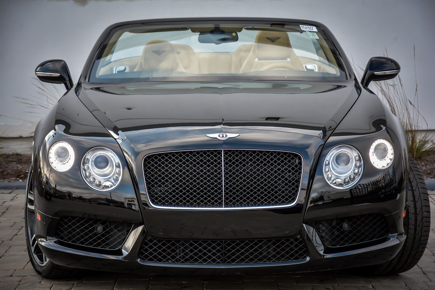 Pre Owned 2013 Bentley Continental Gtc V8 Mulliner With Navigation