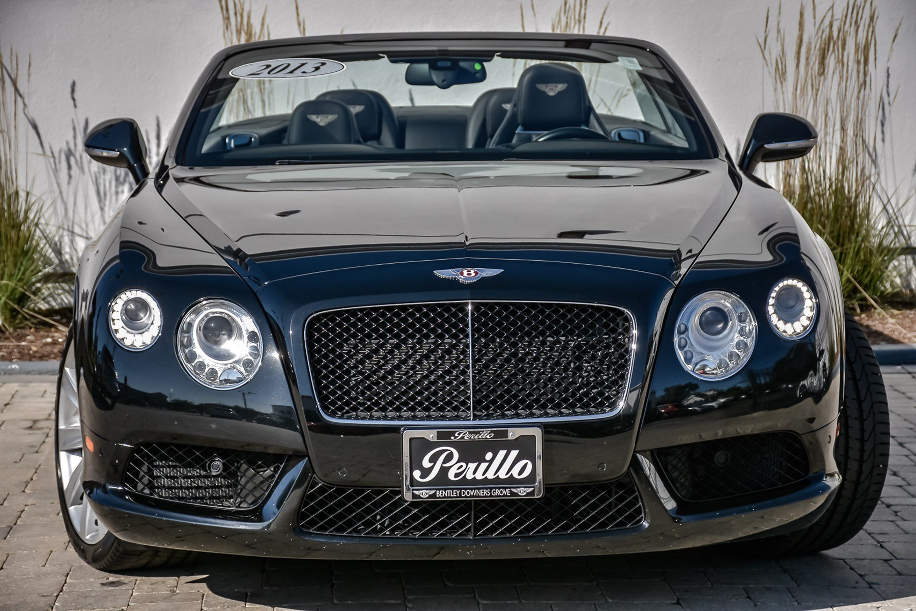Pre-Owned 2013 Bentley Continental GTC V8 With Navigation