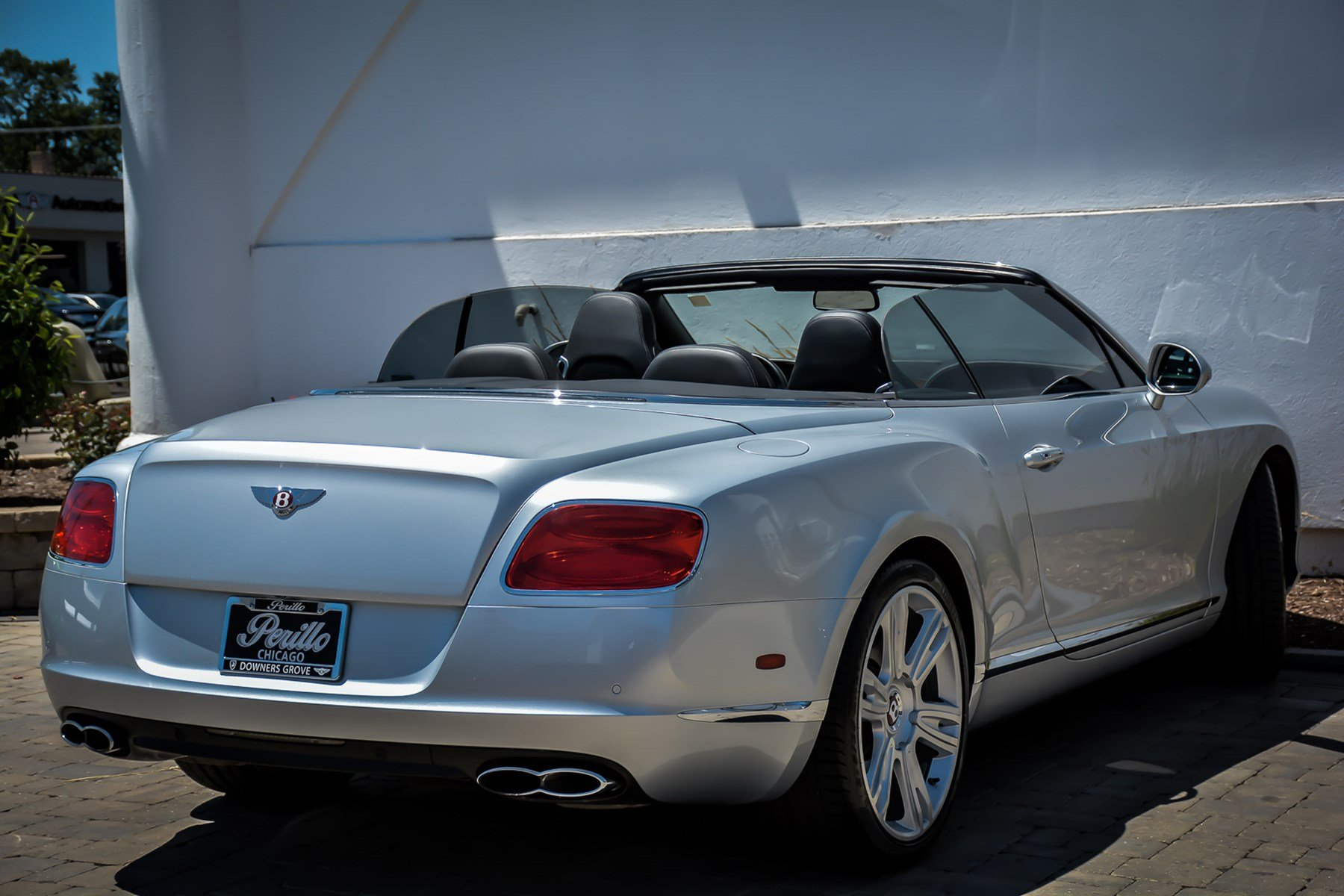 Pre-Owned 2013 Bentley Continental GTC V8 w/Sports Specification