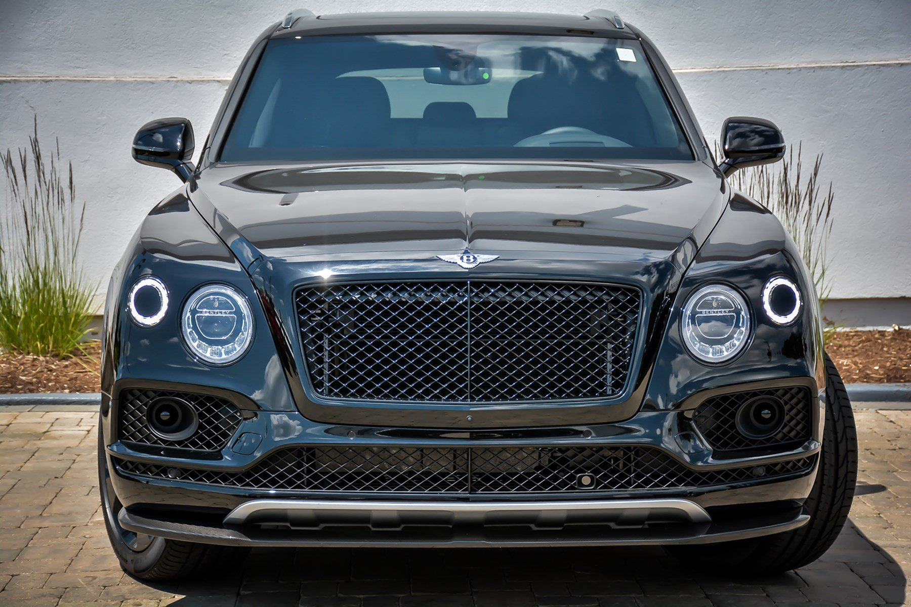 New 2018 Bentley Bentayga Black Edition Sport Utility in Downers