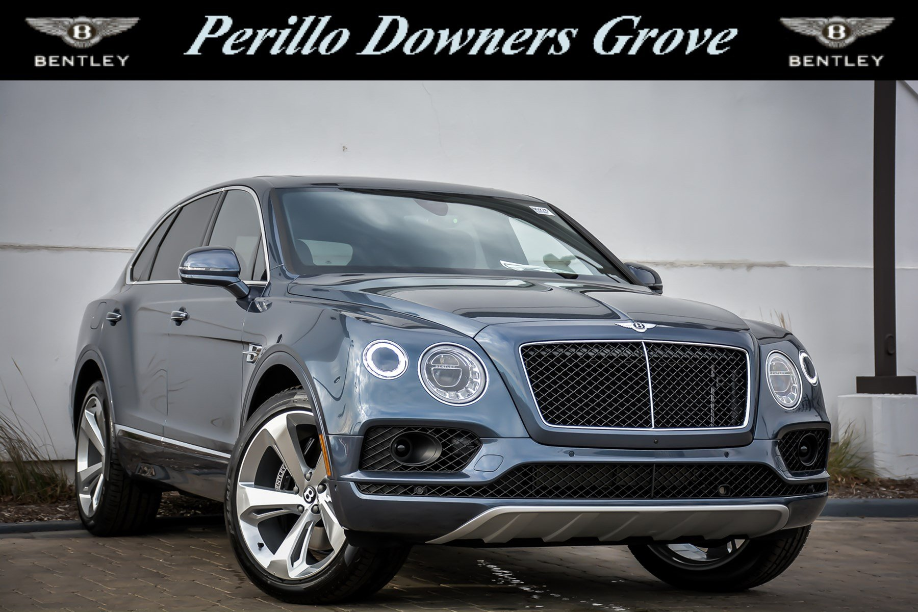 New 2019 Bentley Bentayga V8 Sport Utility In Downers Grove