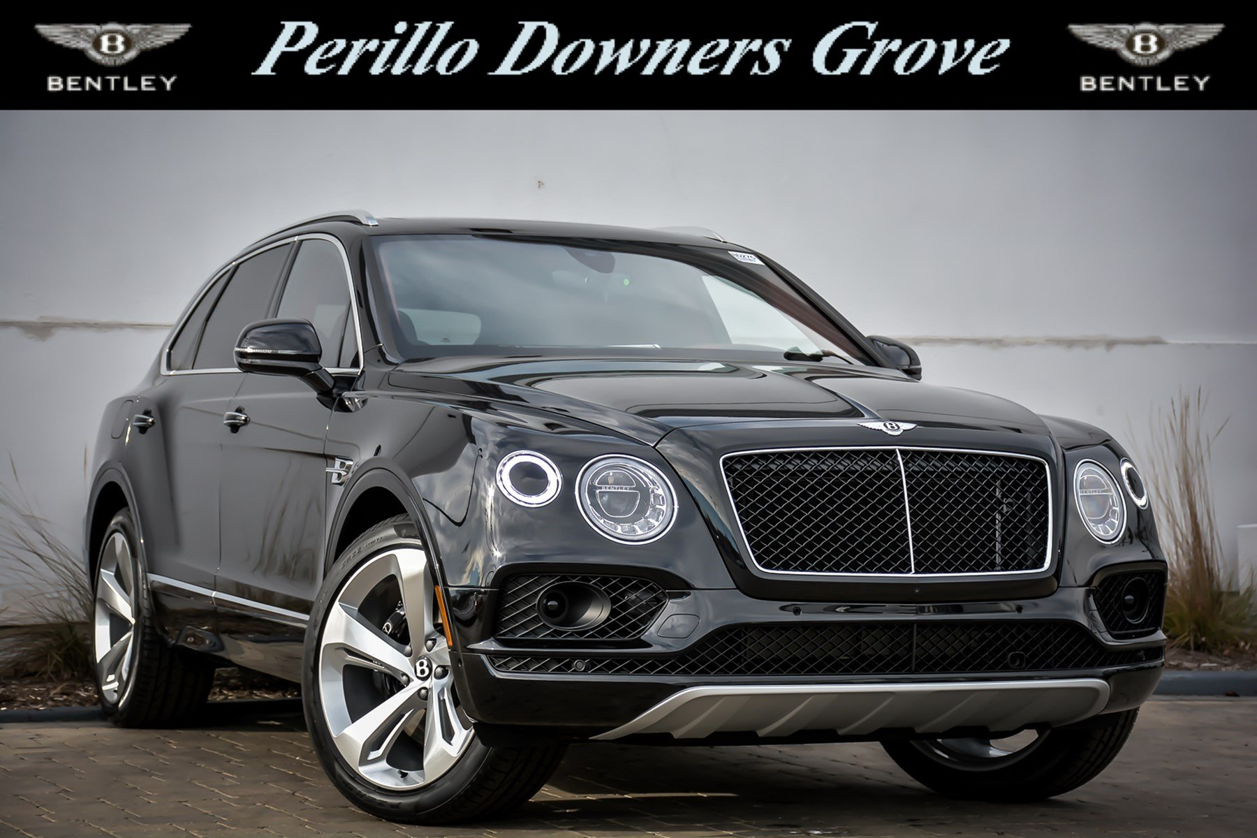 New 2019 Bentley Bentayga V8 Sport Utility In Downers Grove Bd275