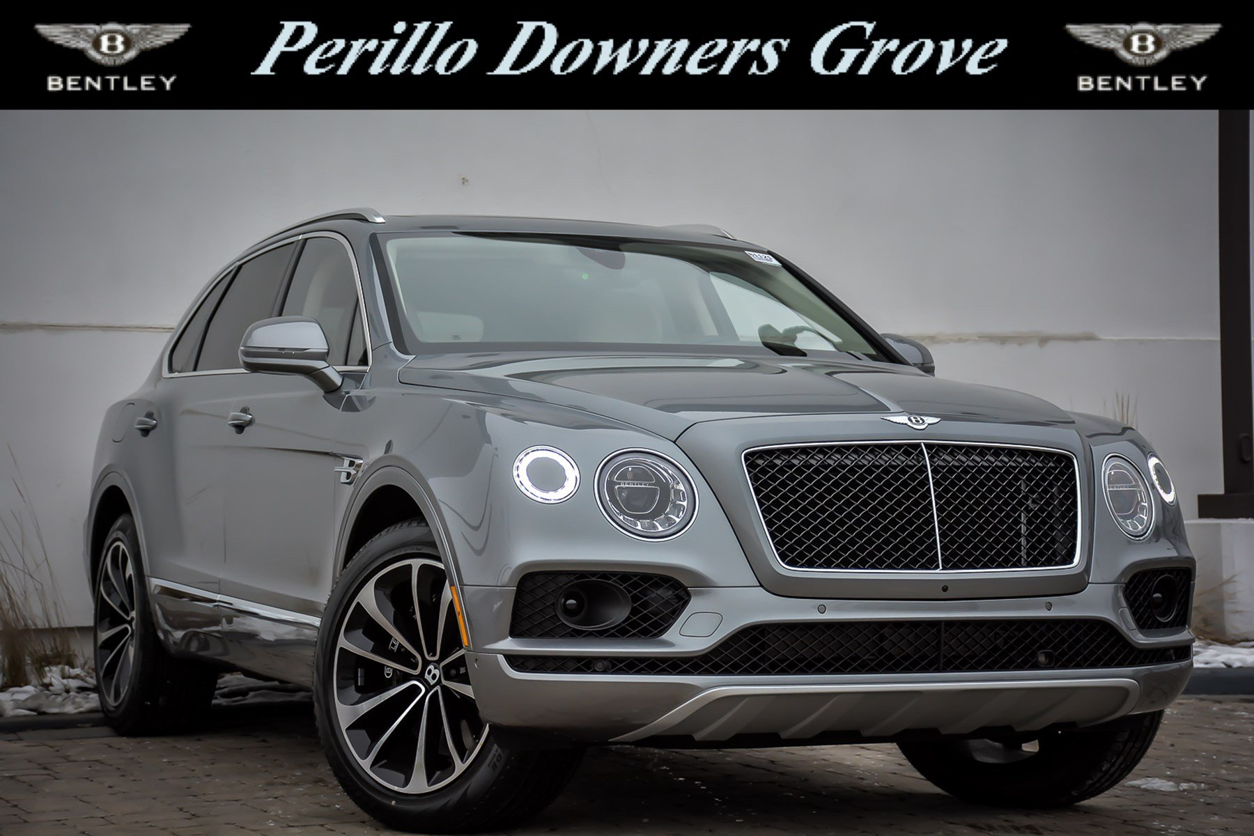New 2019 Bentley Bentayga V8 Sport Utility In Downers Grove B1121 C