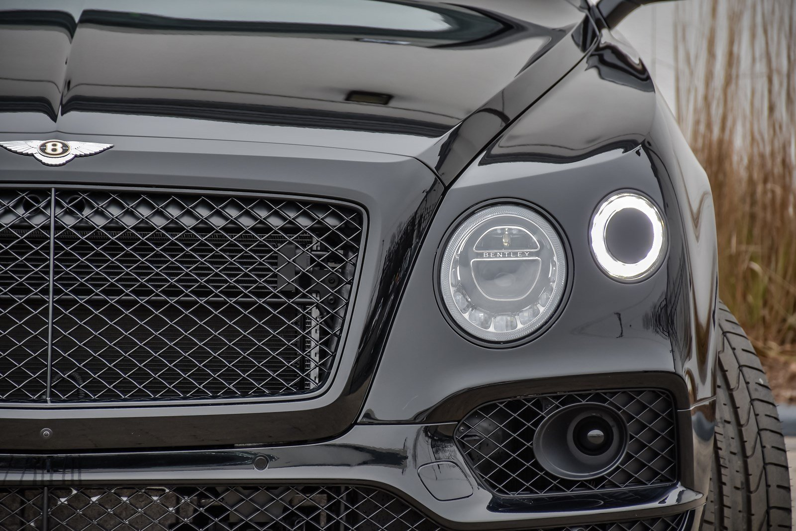 New 2020 Bentley Bentayga Speed