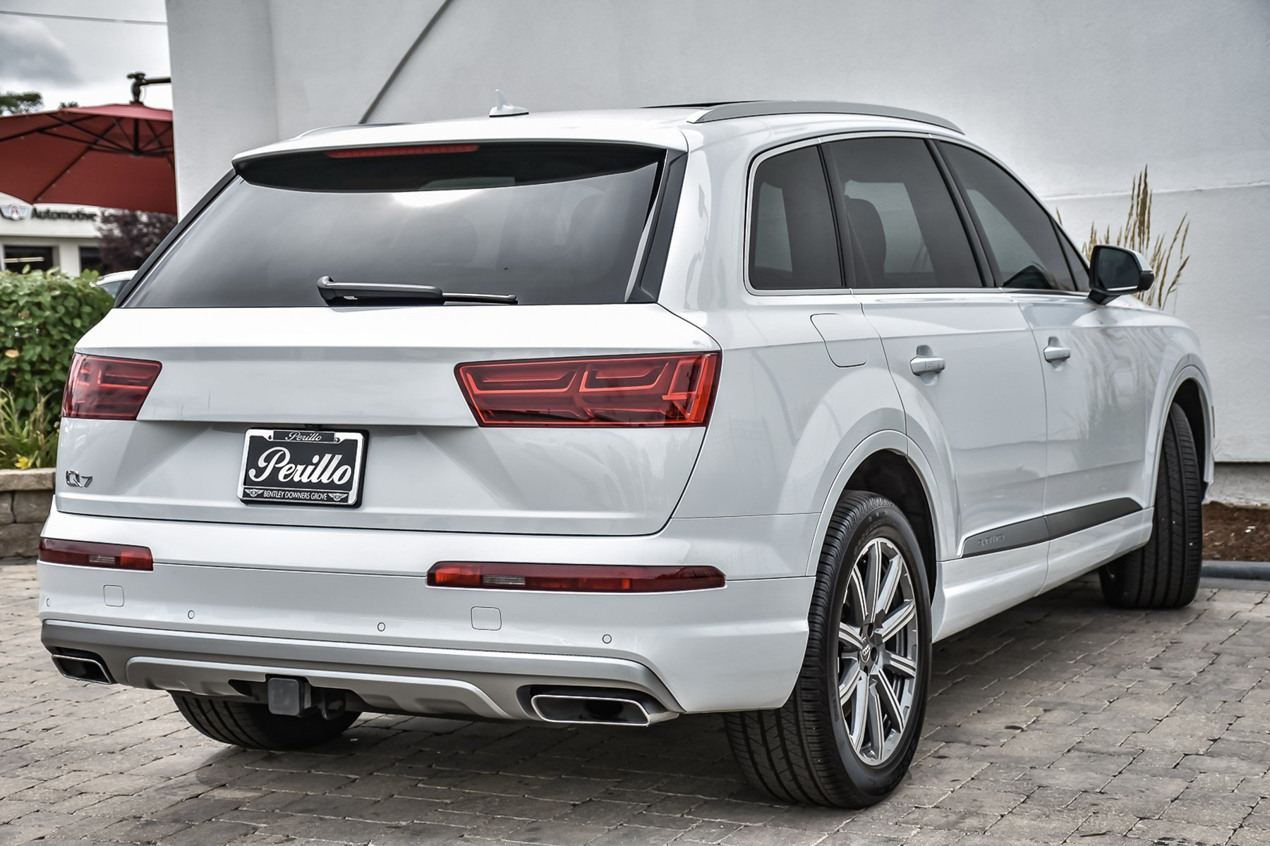 Pre-Owned 2019 Audi Q7 Premium Plus w/3rd Row/Navigation