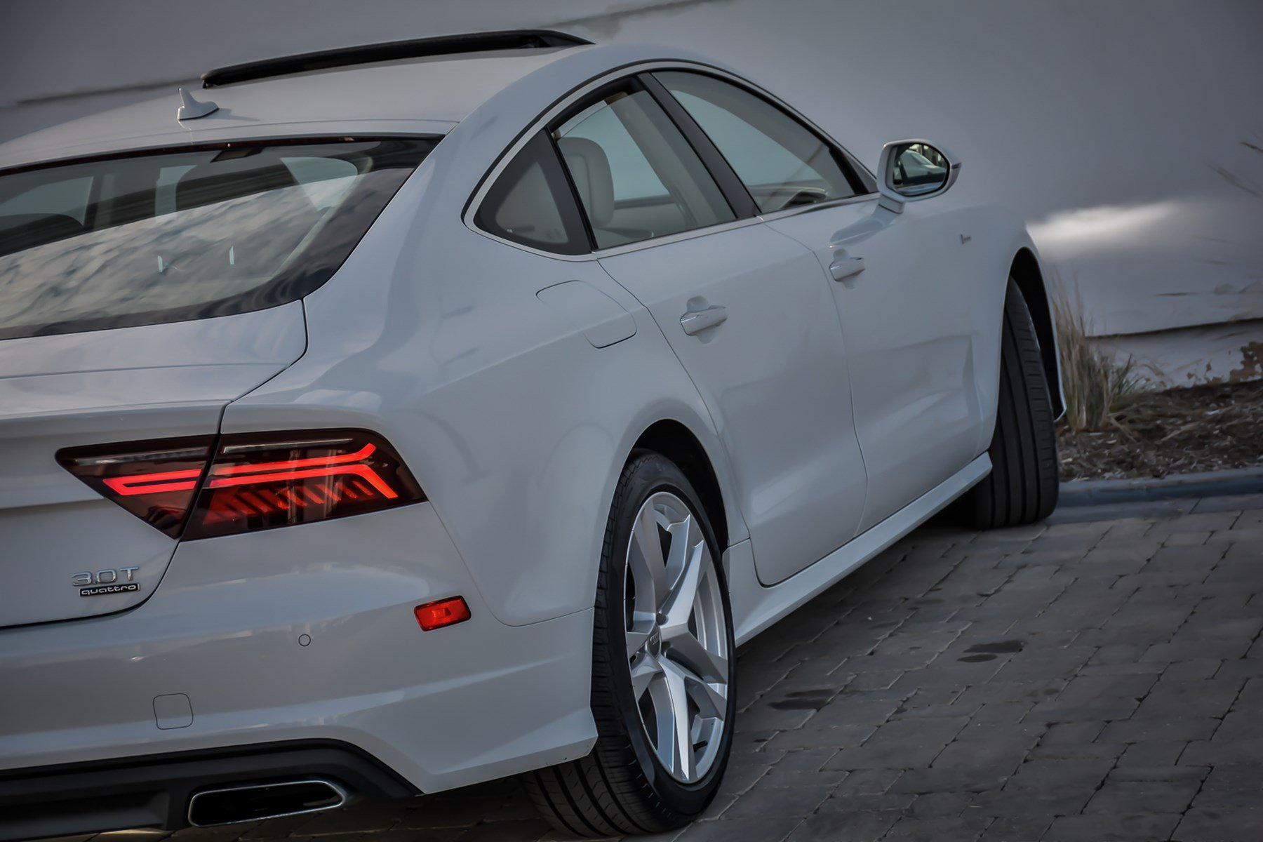 Pre-Owned 2018 Audi A7 Prestige With Navigation