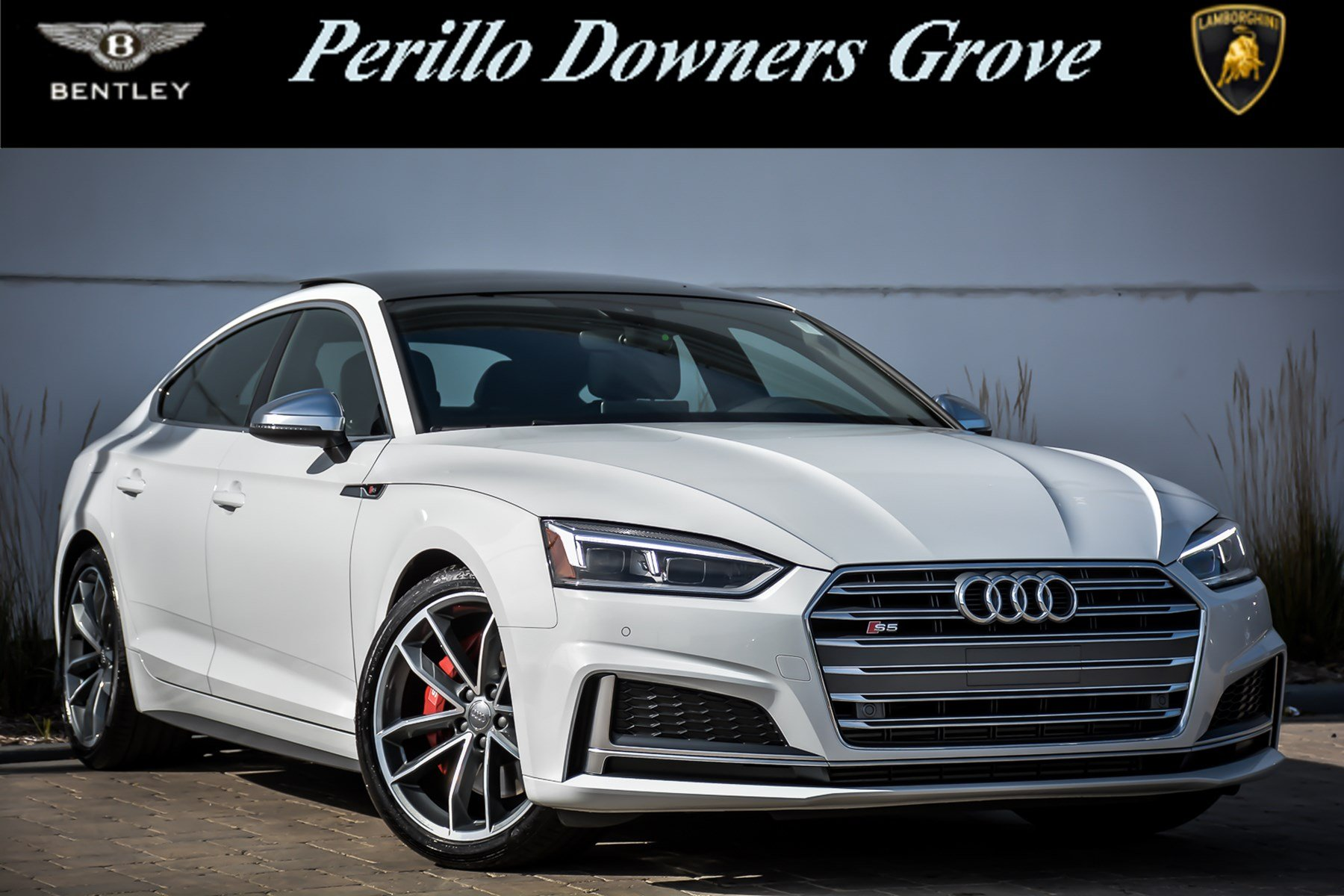Pre Owned 2018 Audi S5 Sportback 3 0t Sport Package