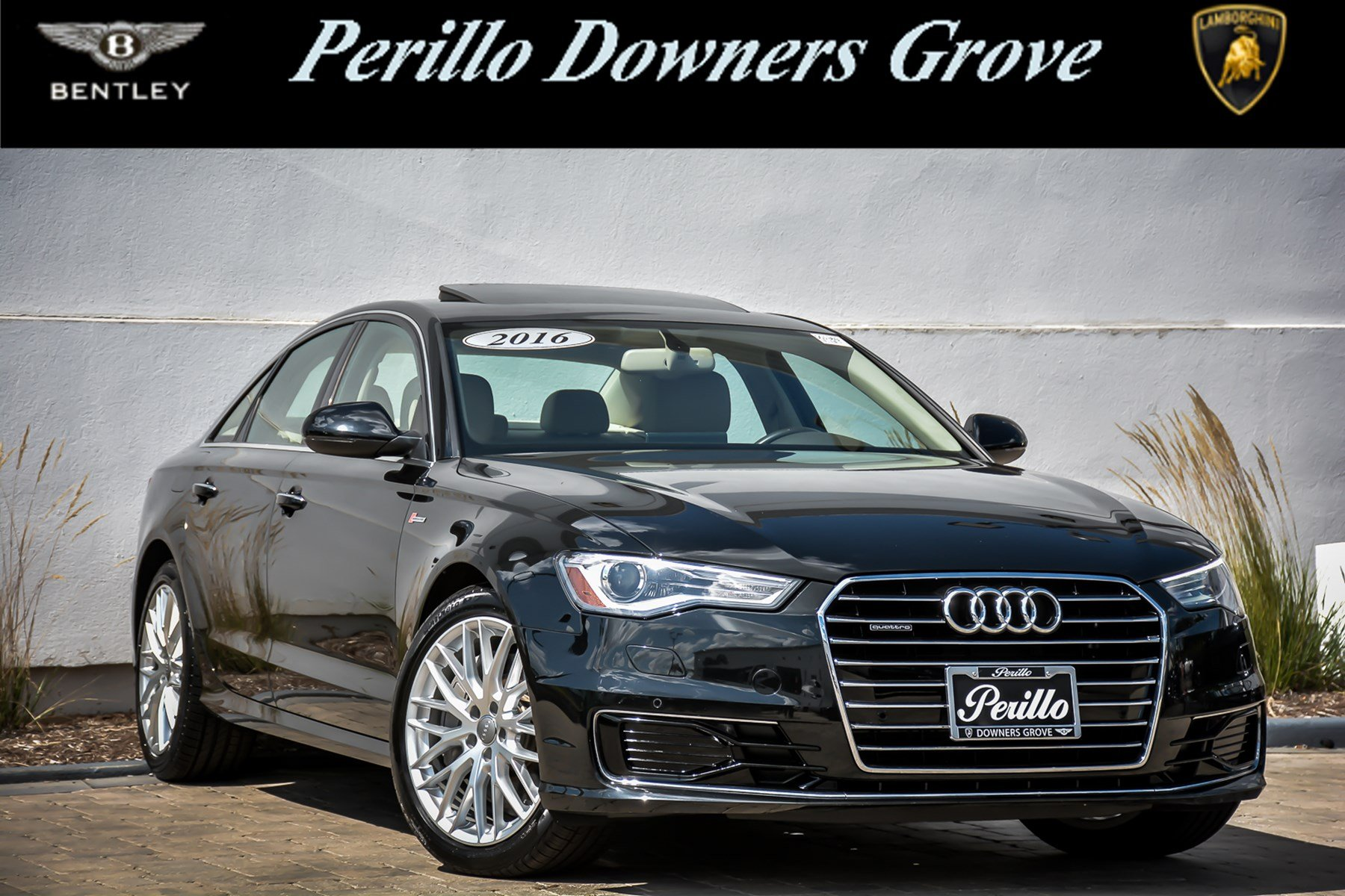 Pre Owned 2016 Audi A6 3 0T Premium Plus With Navigation 4dr Car in