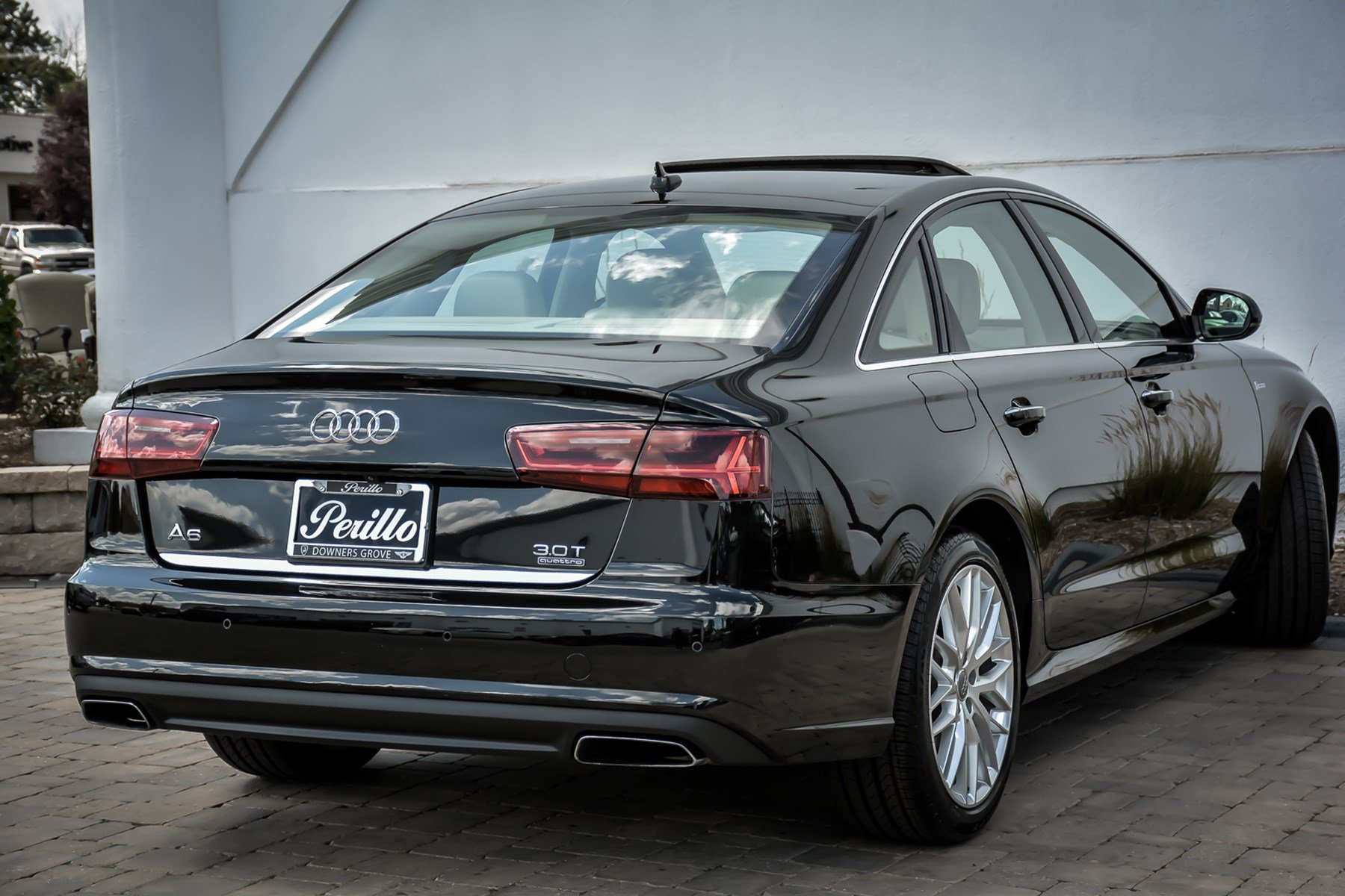 Pre-Owned 2016 Audi A6 3.0T Premium Plus With Navigation